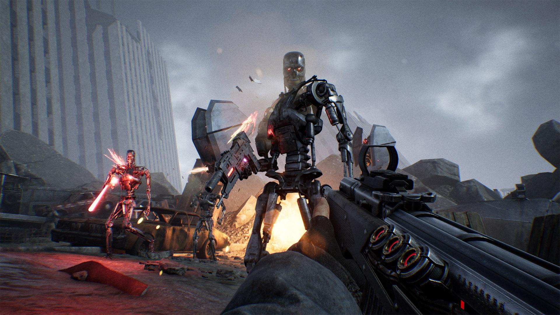 Скриншот №5 к Terminator Resistance