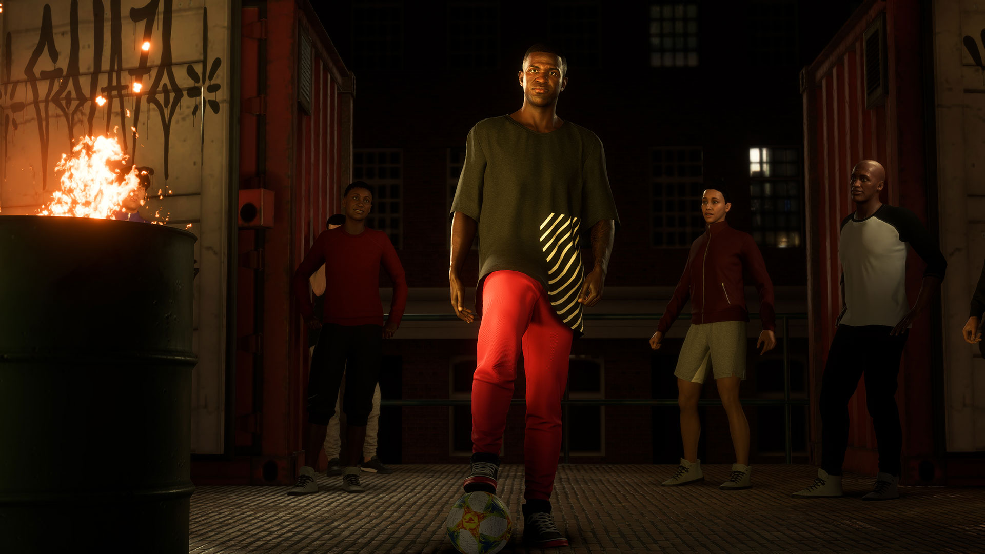Скриншот №8 к EA SPORTS FIFA 20