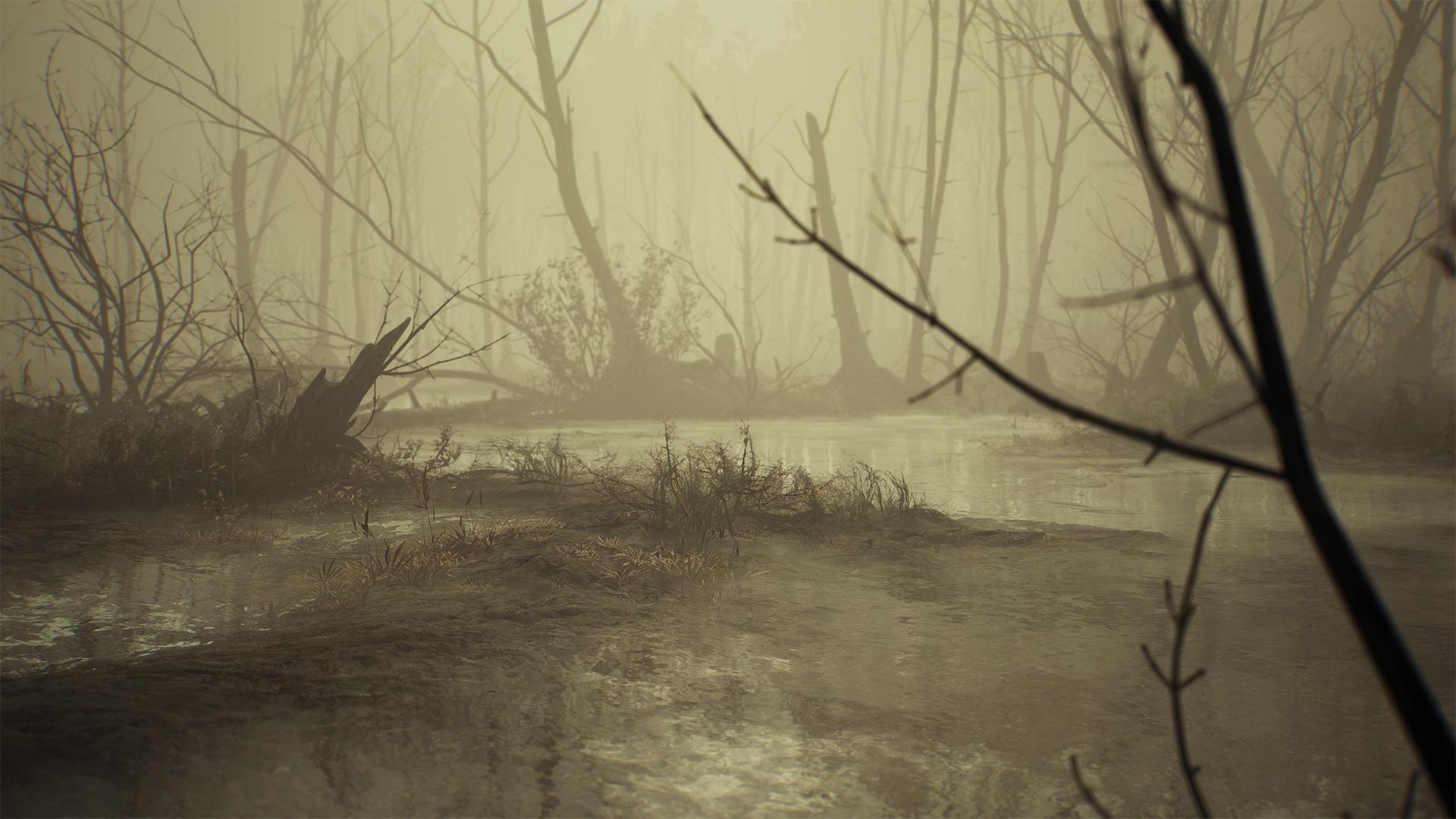 Скриншот №5 к Blair Witch