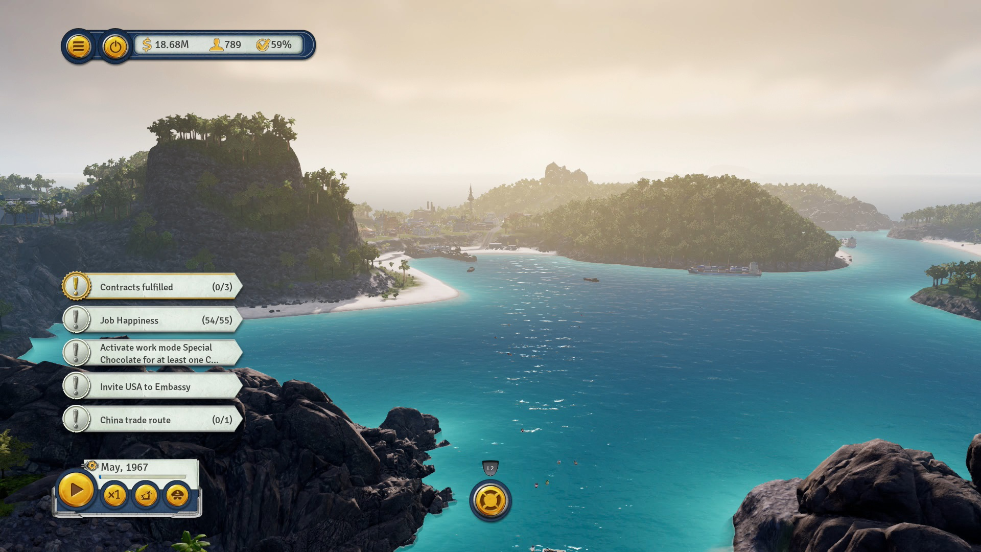 Скриншот №1 к Tropico 6
