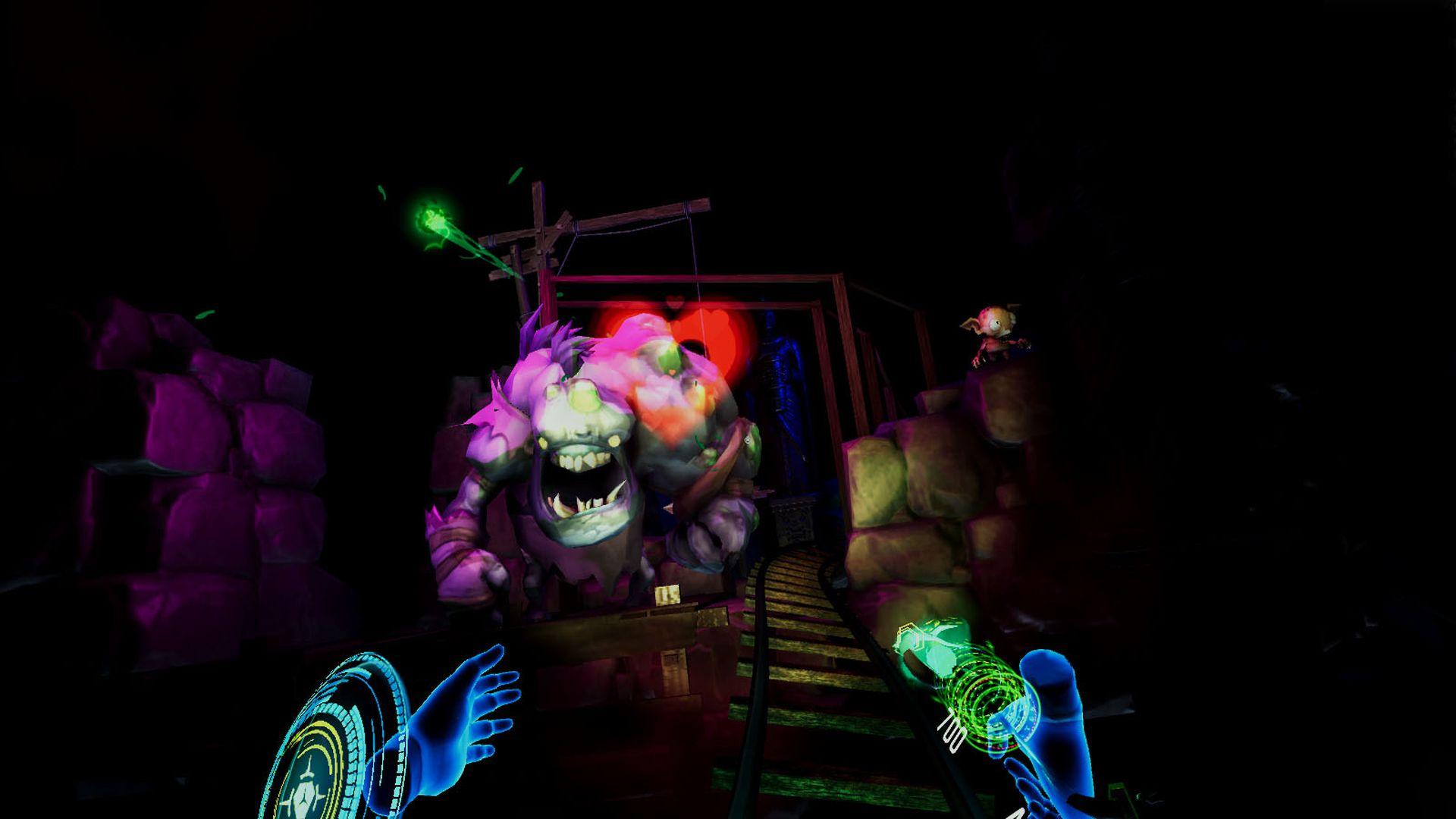 Darkness Rollercoaster - Akimbo Edition