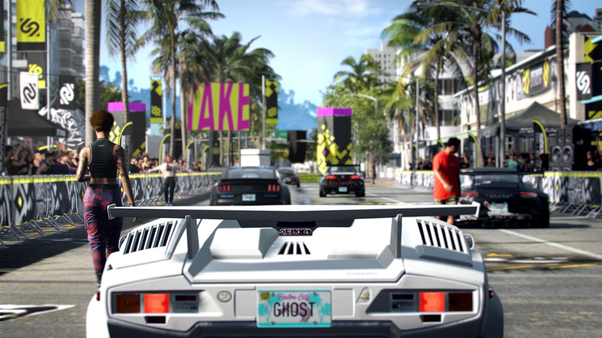 Скриншот №2 к Need for Speed Heat — издание Deluxe