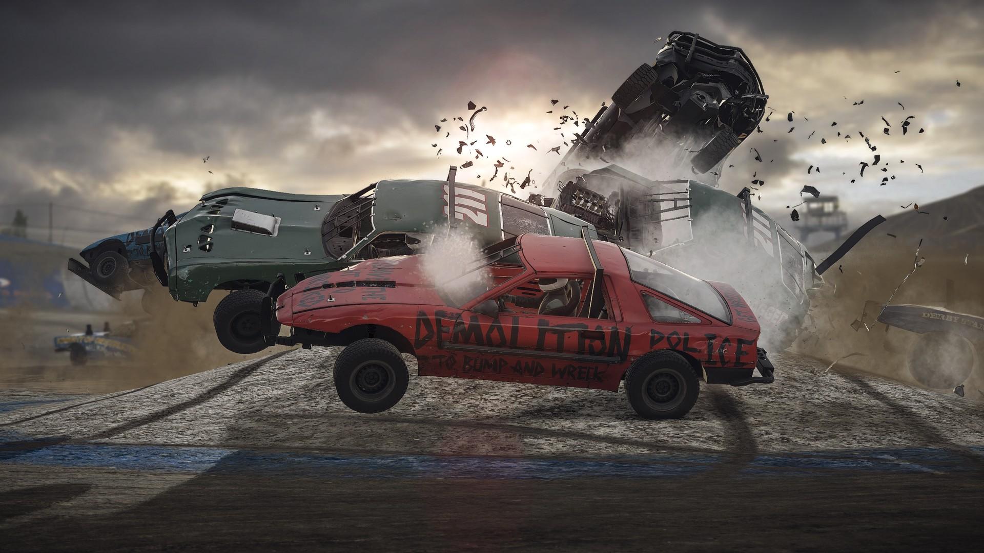 Скриншот №8 к Wreckfest Drive Hard. Die Last.