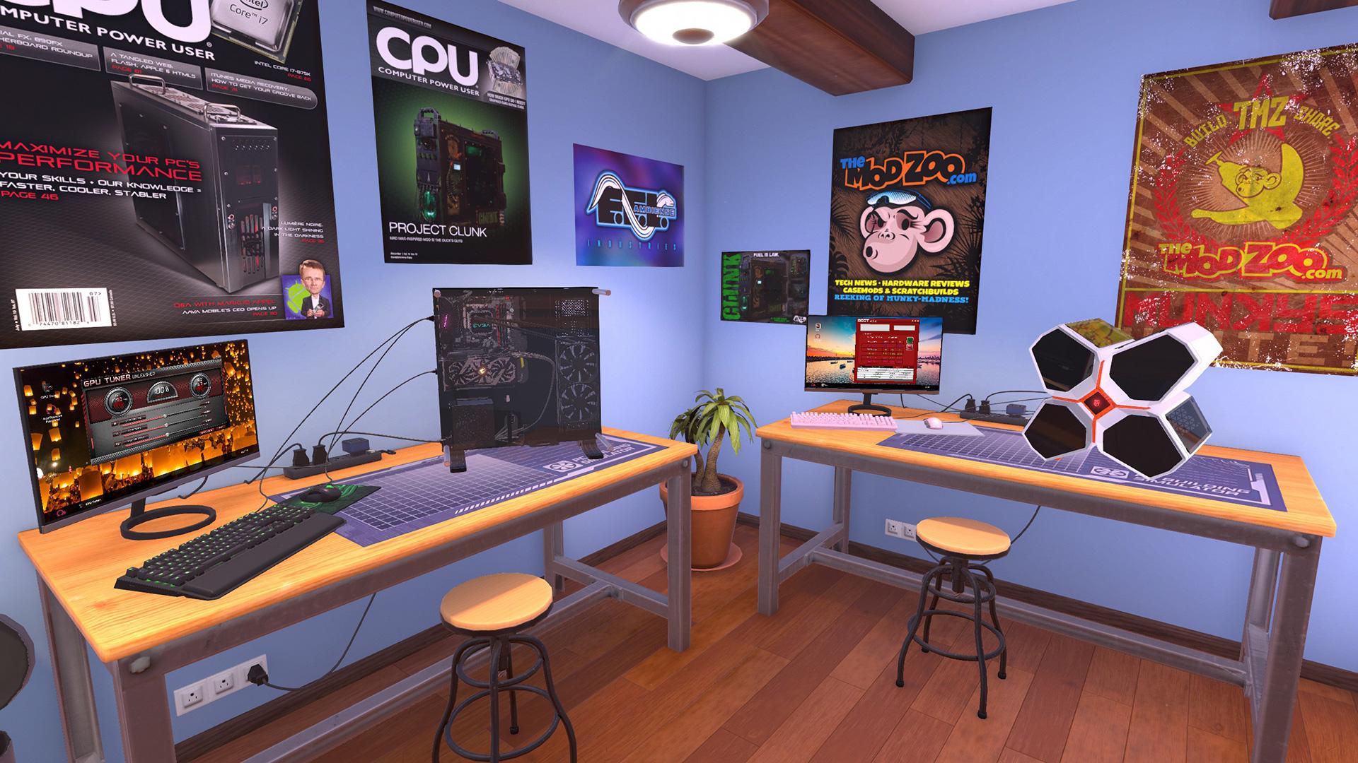Скриншот №5 к PC Building Simulator