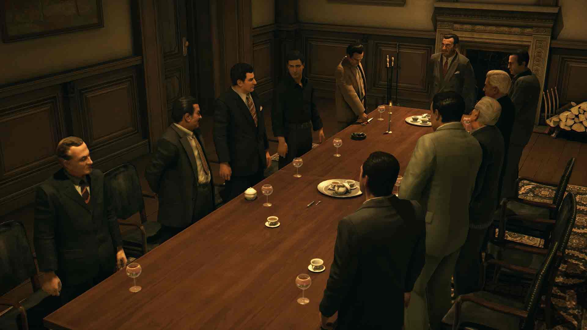 Скриншот №10 к Mafia II Definitive Edition