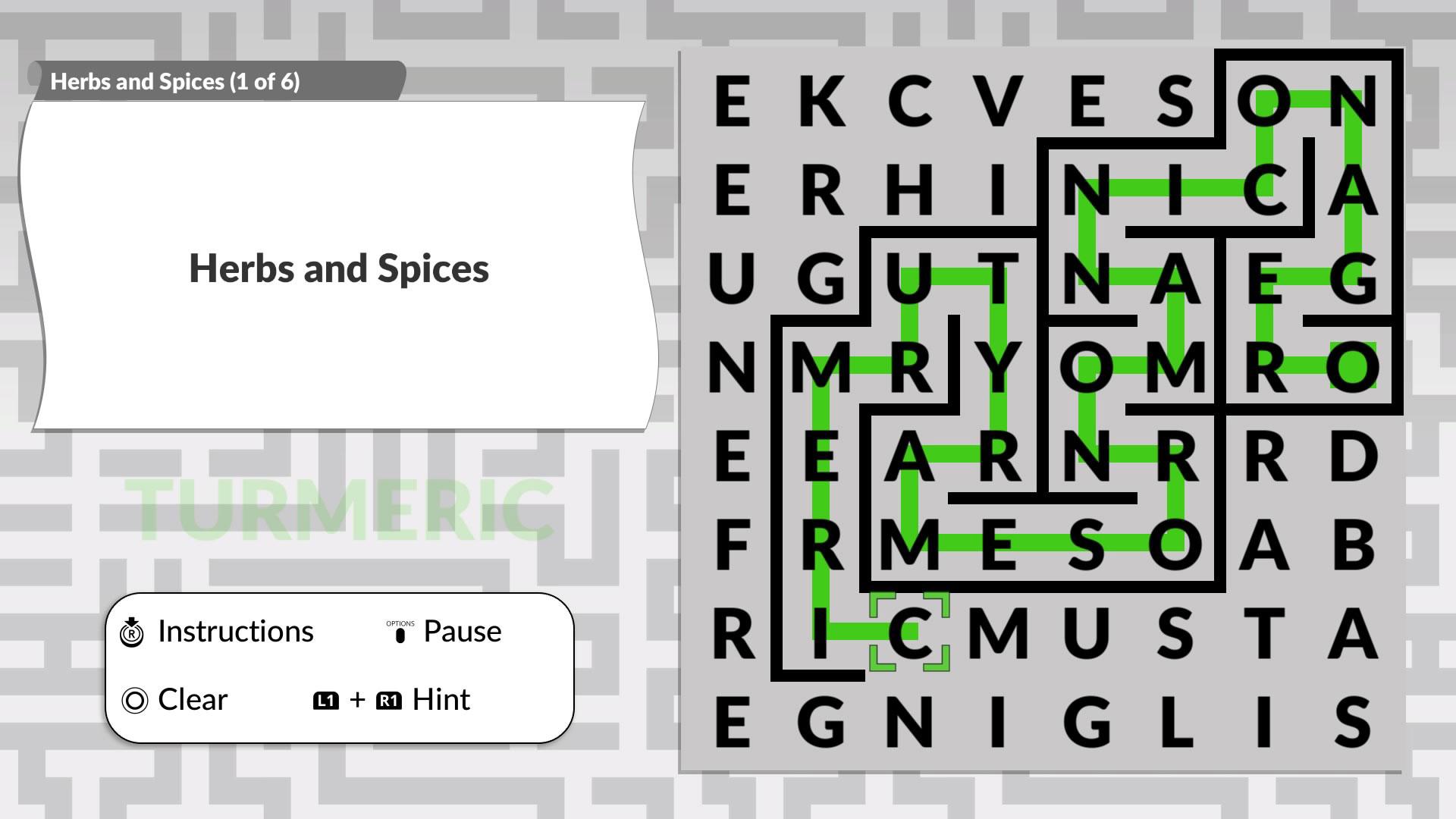 Скриншот №3 к Word Maze by POWGI