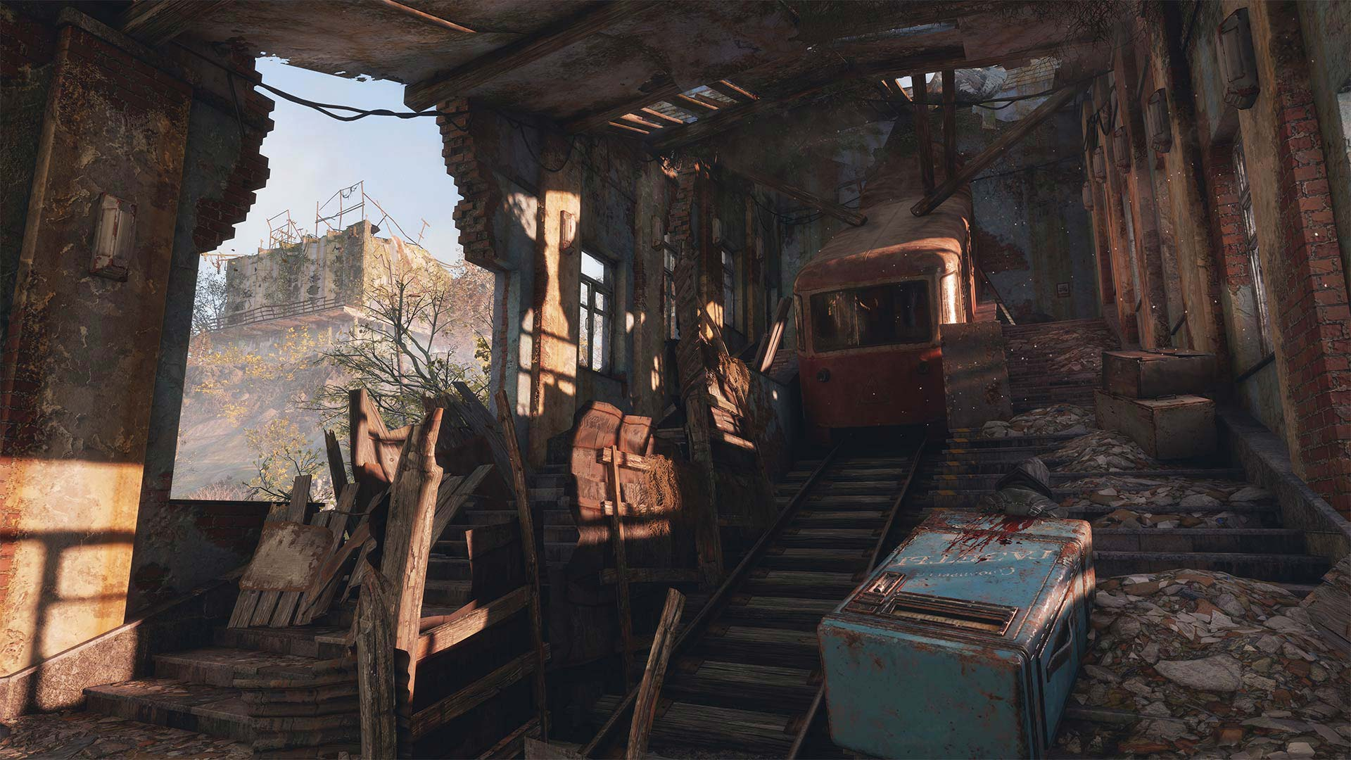Скриншот №5 к Metro Exodus - Sams Story