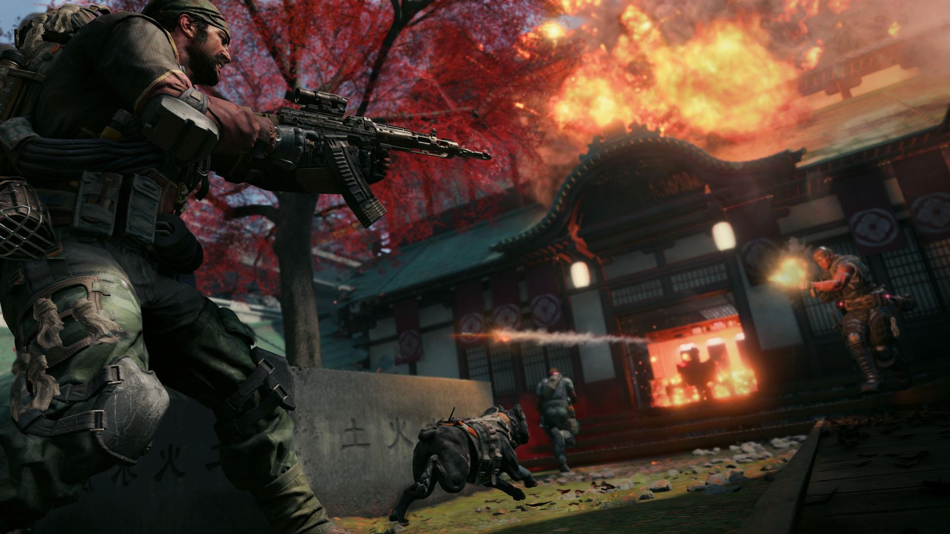 Скриншот №8 к Call of Duty Black Ops 4