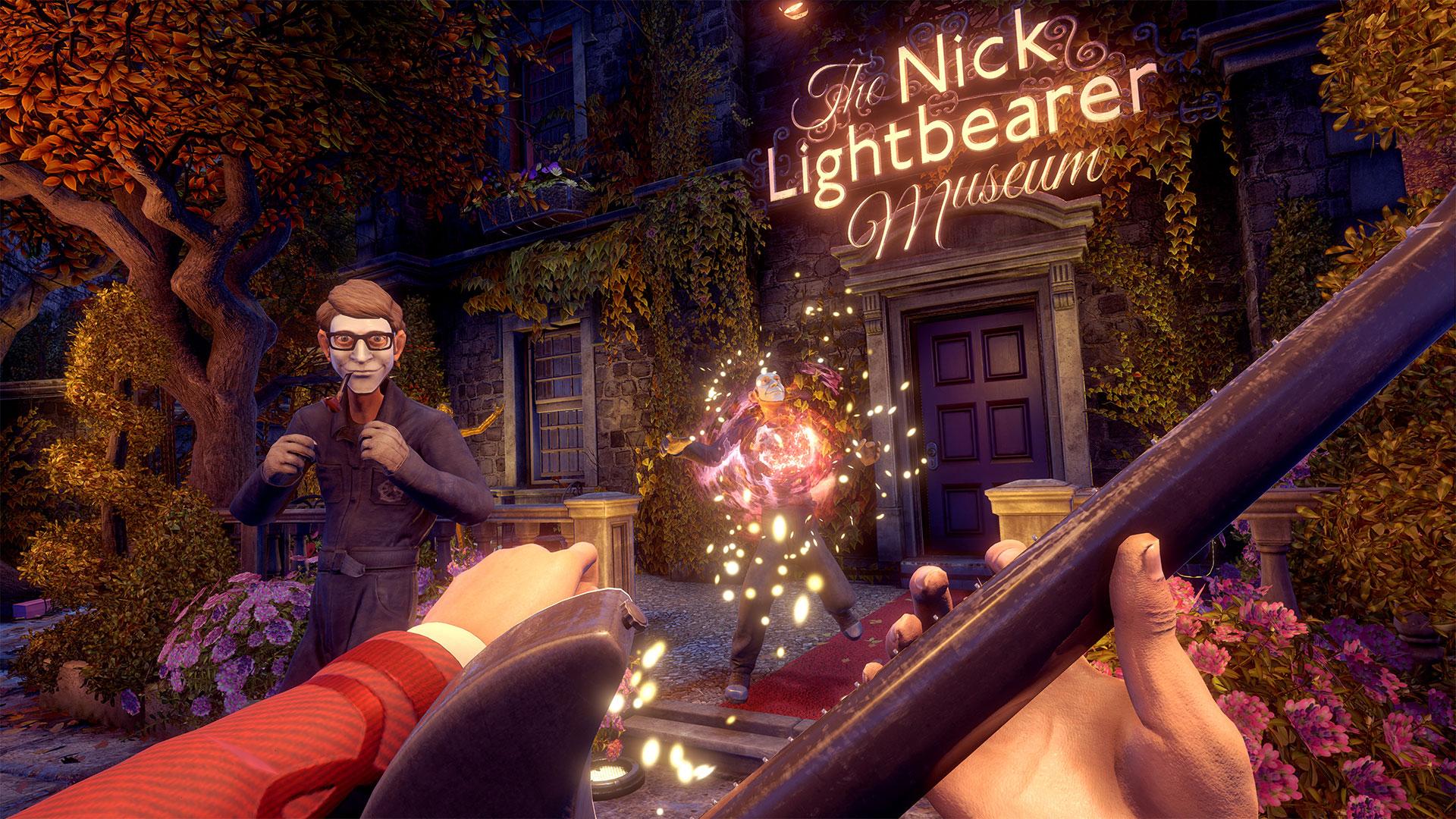 Скриншот №1 к We Happy Few - Lightbearer