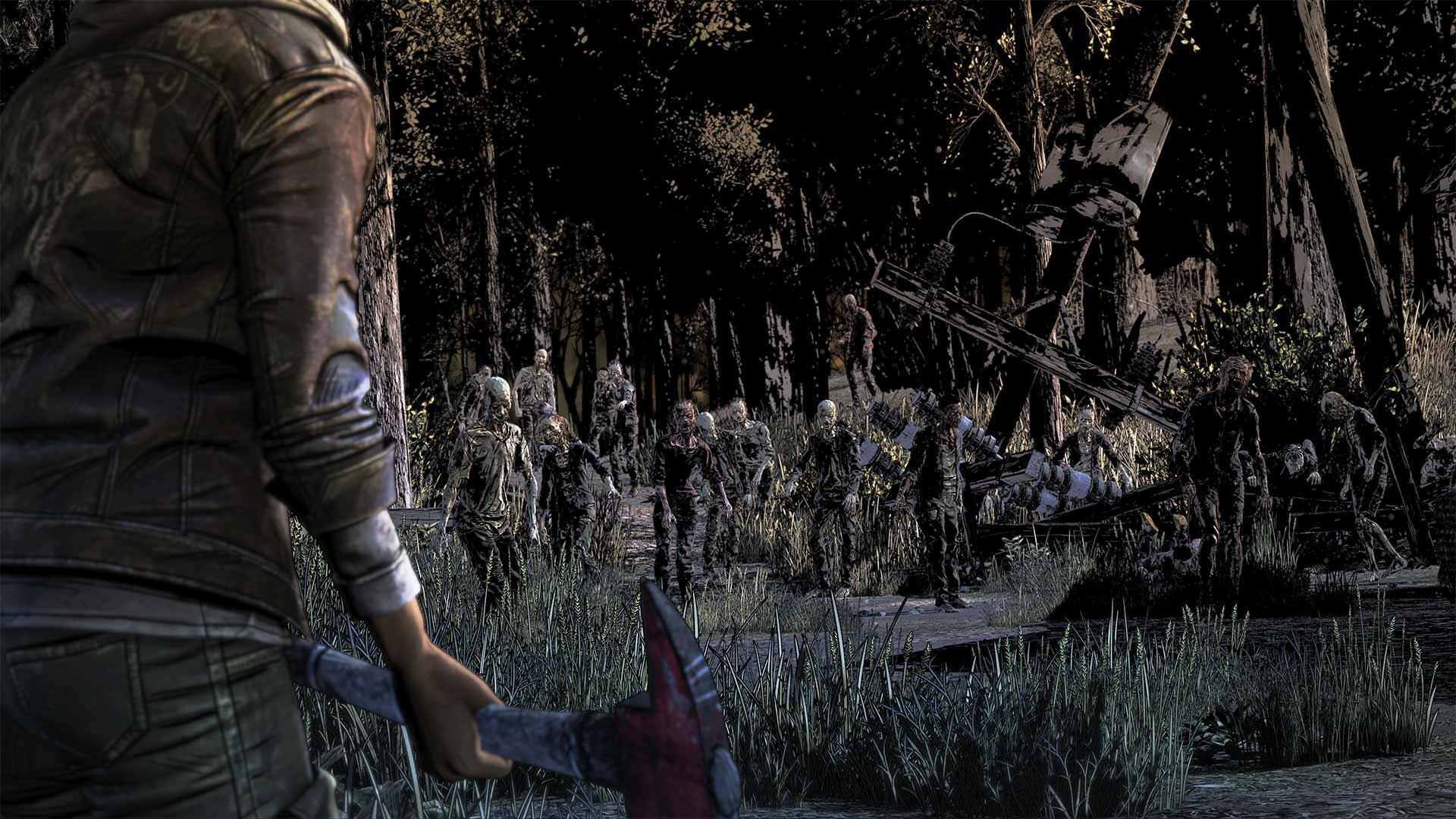 Скриншот №2 к The Walking Dead The Telltale Definitive Series
