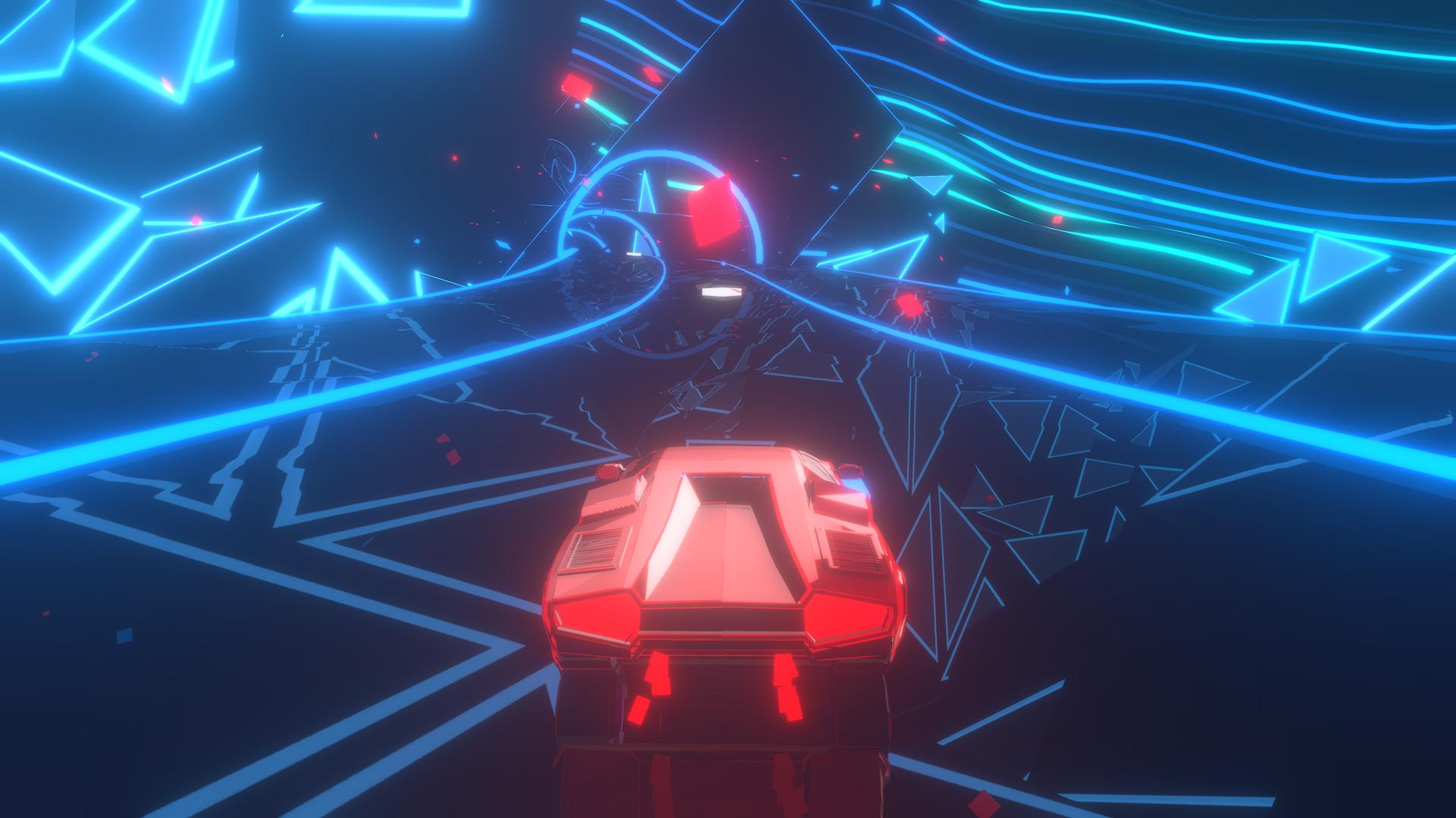 Скриншот №3 к Music Racer