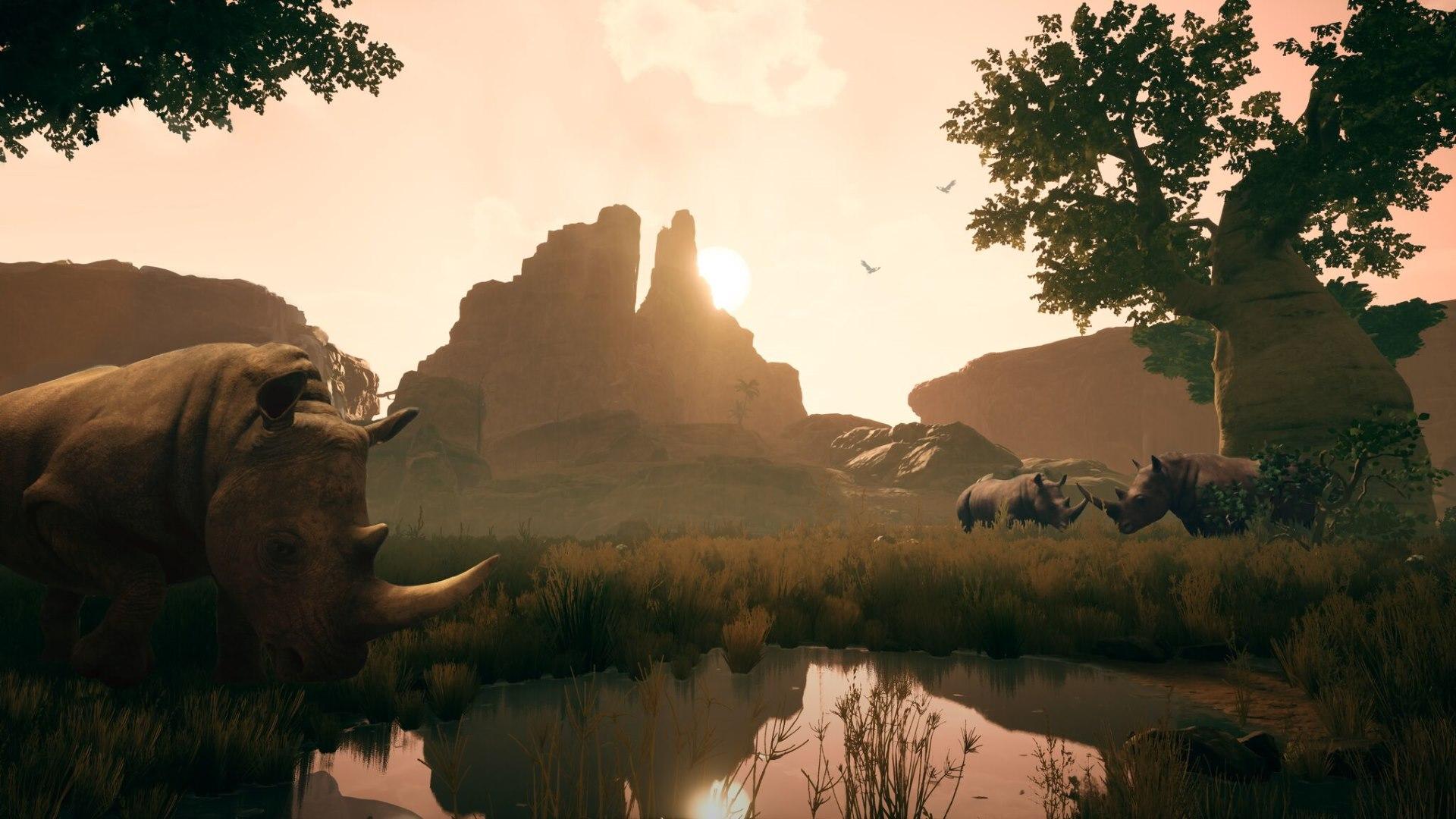 Скриншот №3 к Ancestors The Humankind Odyssey