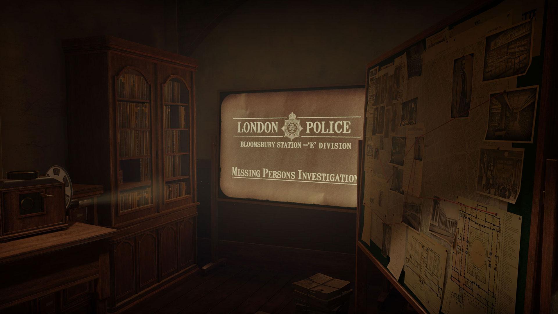 Скриншот №2 к The Room VR A Dark Matter
