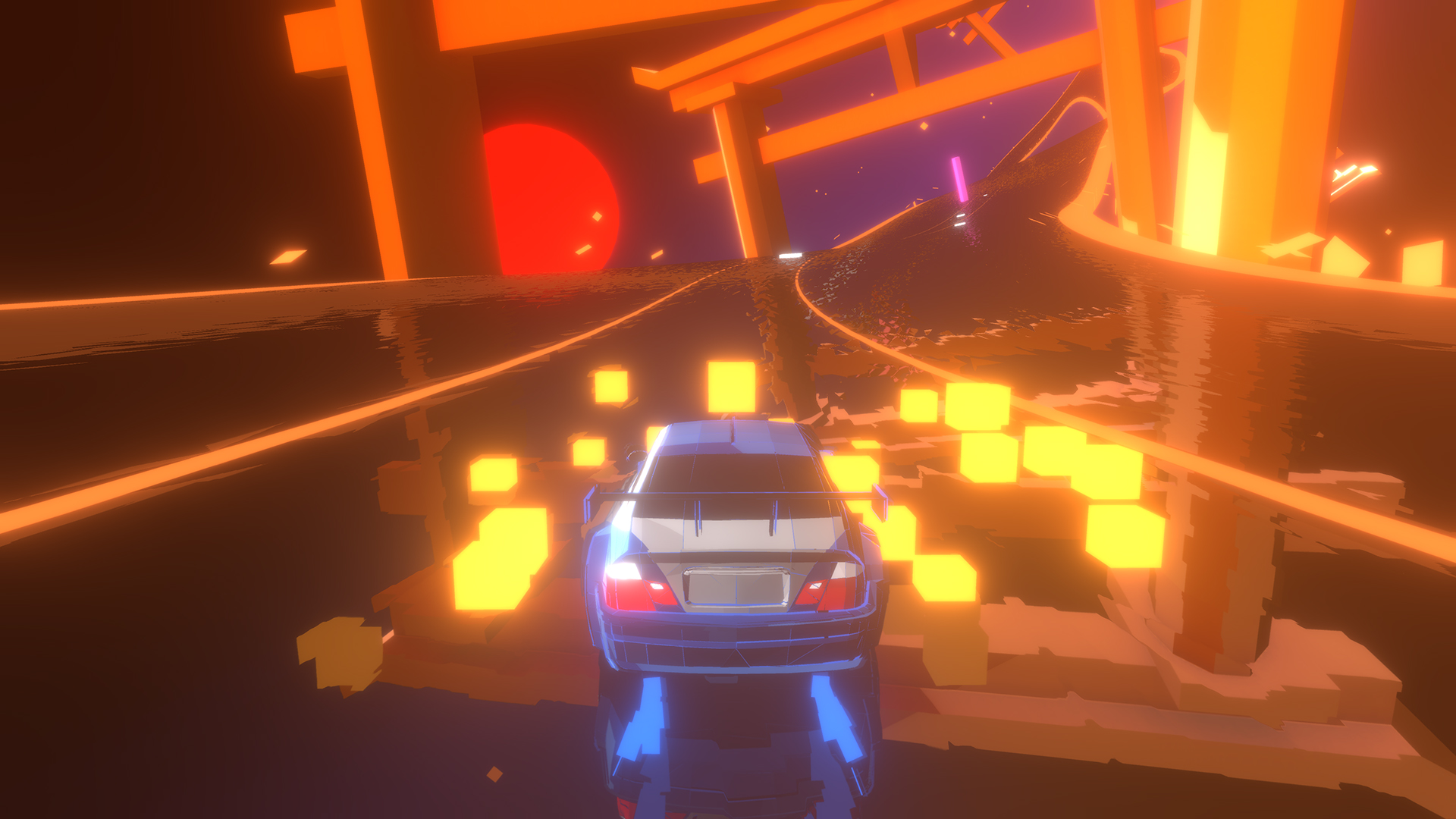 Скриншот №8 к Music Racer