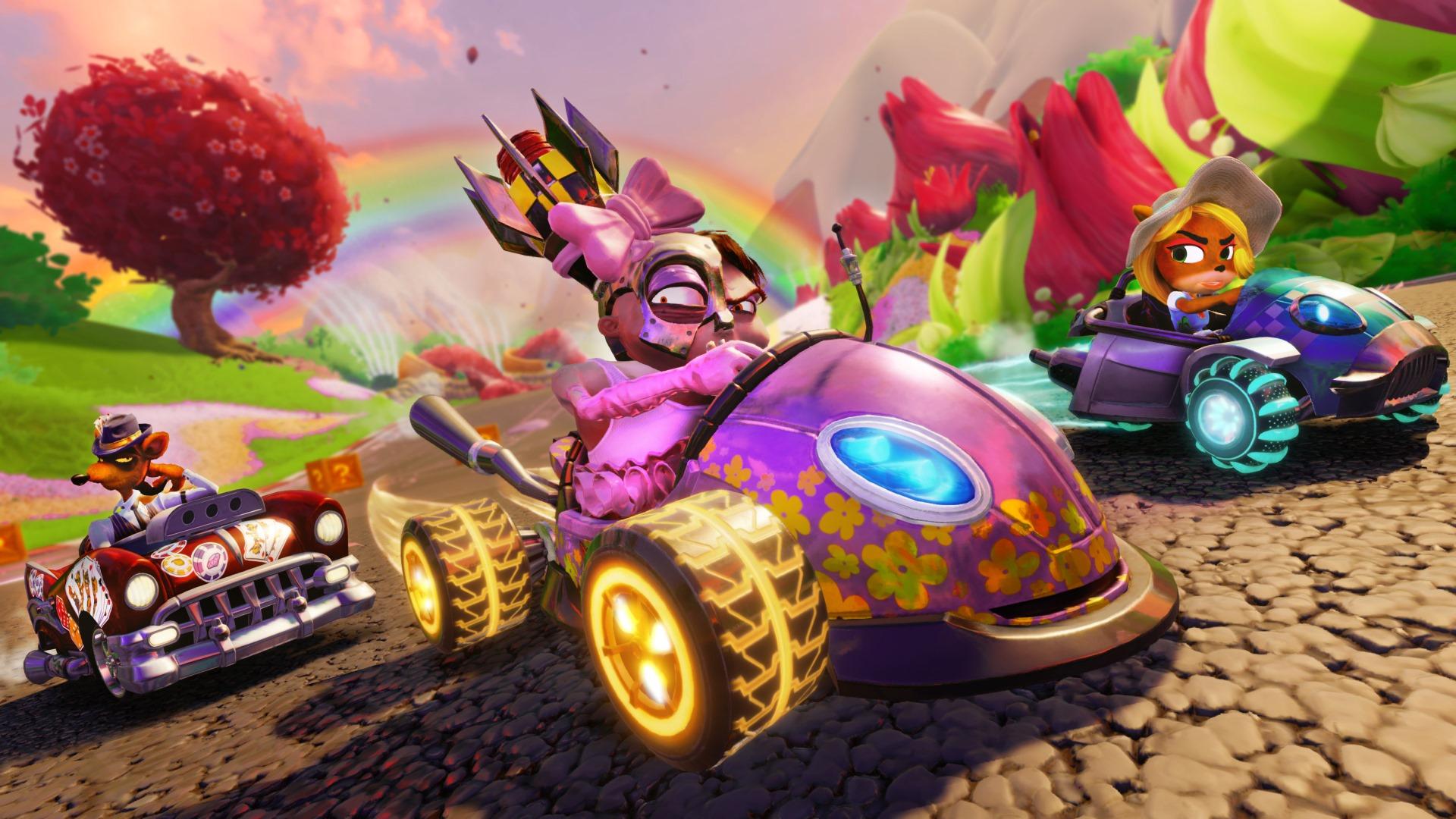 Скриншот №8 к Тройной набор Crash™ + Spyro™