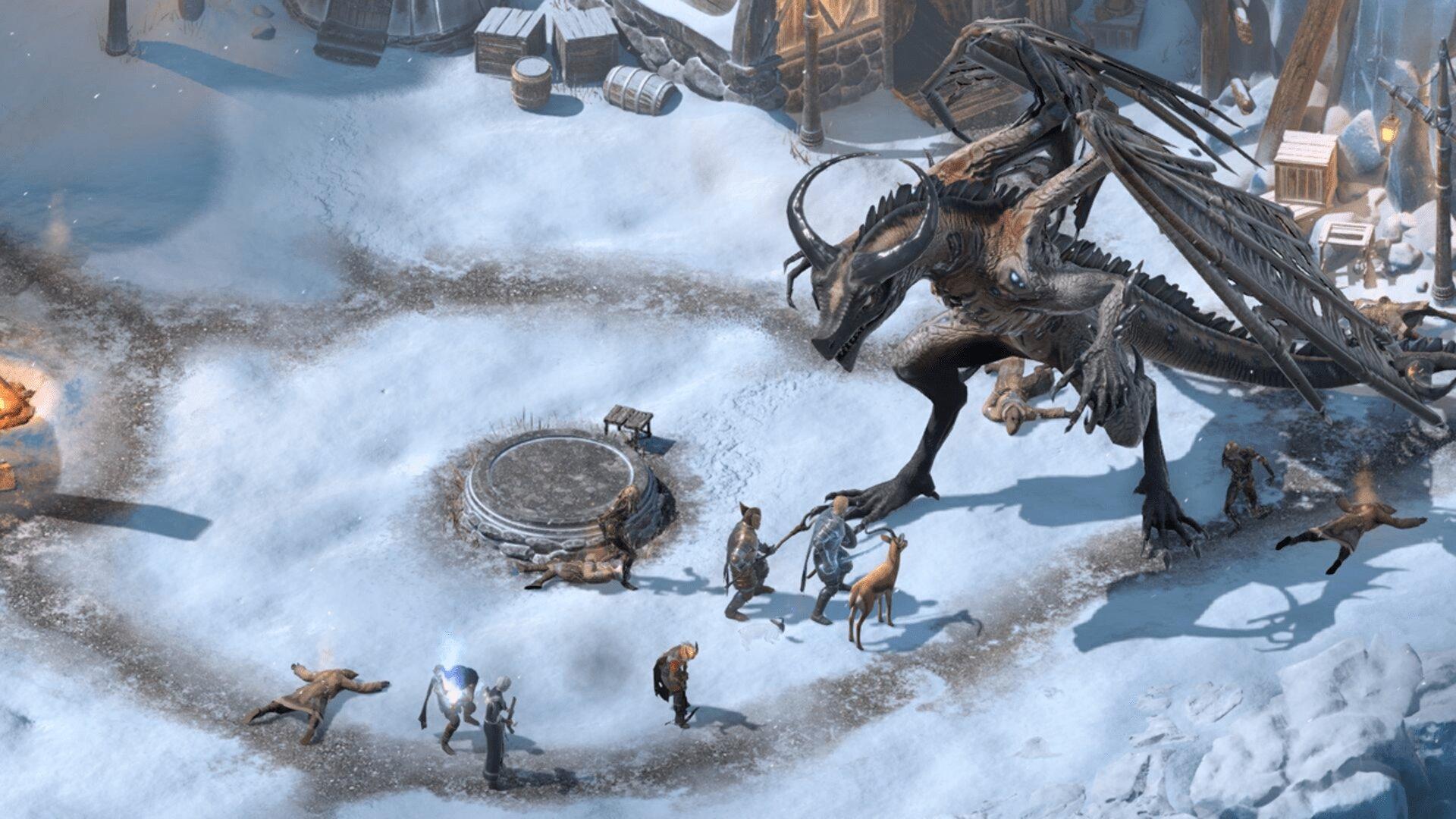 Скриншот №3 к Pillars of Eternity II Deadfire - Ultimate Edition