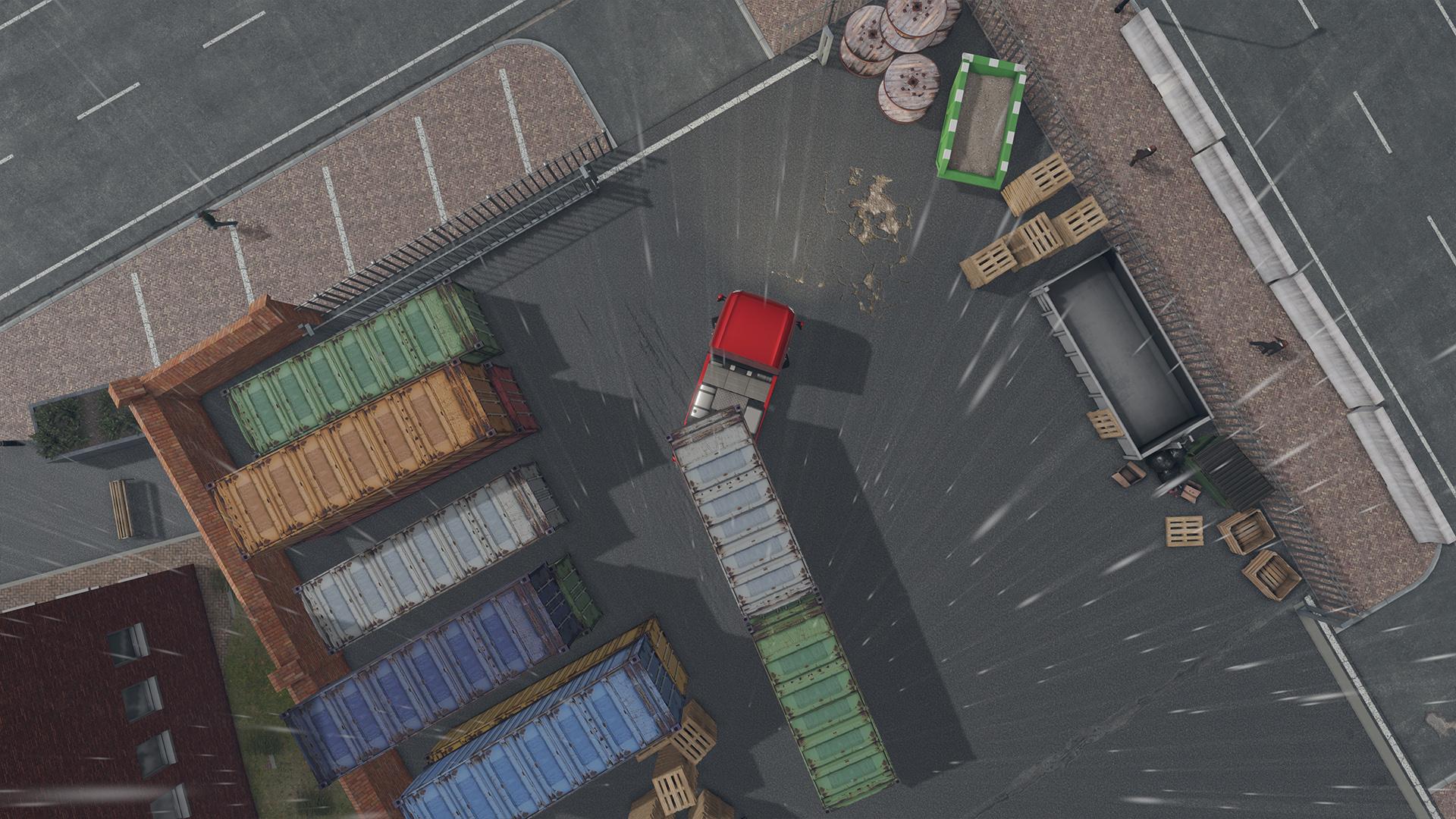 Скриншот №3 к Truck Driver