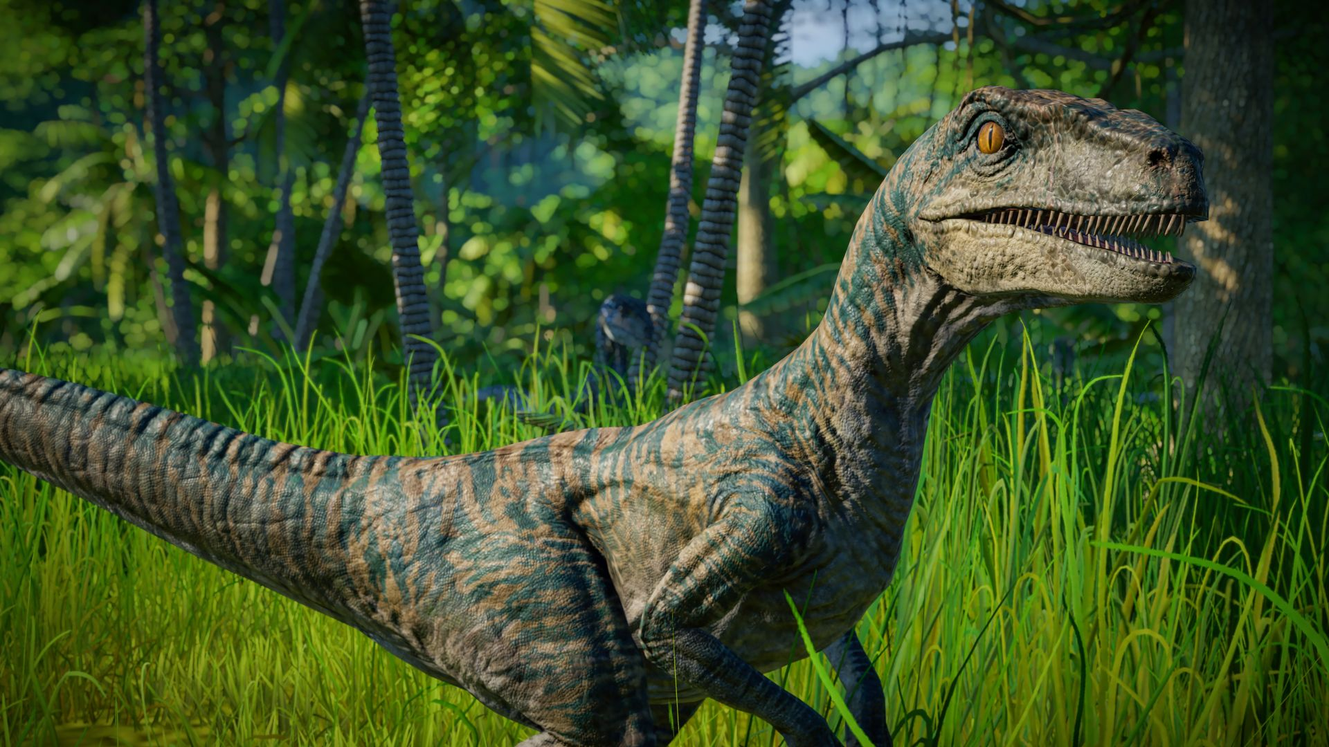 Jurassic World Evolution: Raptor Squad Skin Collection on