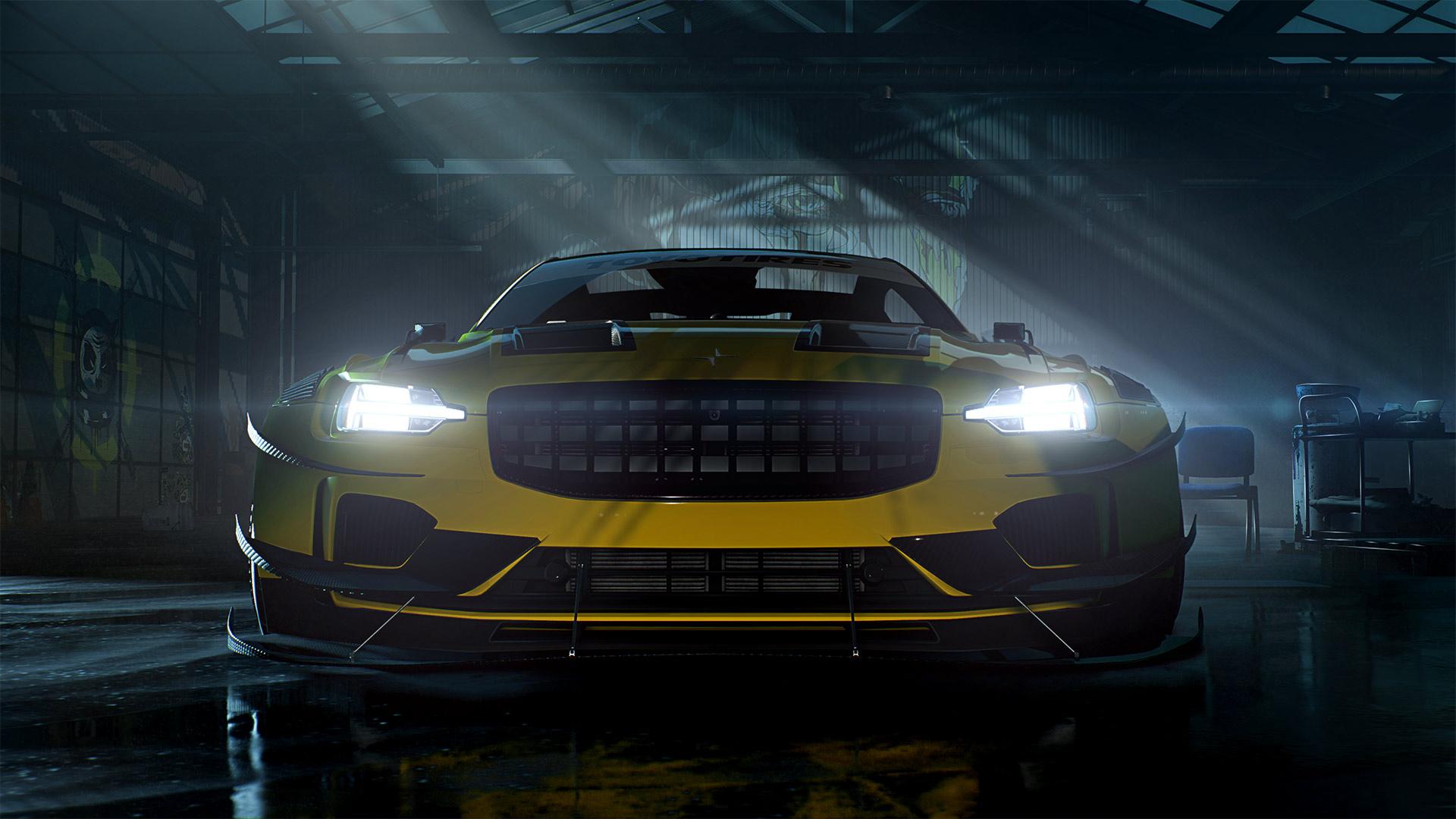 Скриншот №1 к Need for Speed Heat — улучшение до издания Deluxe