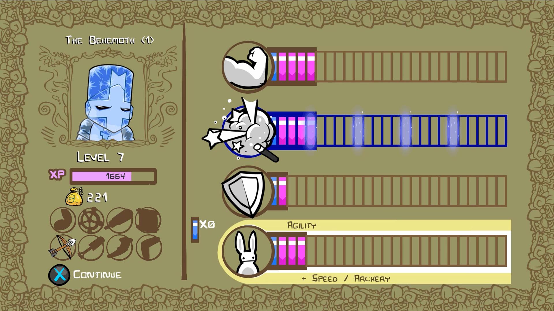 Скриншот №8 к Castle Crashers Remastered
