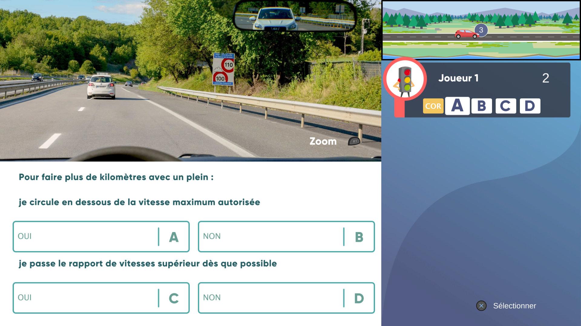 Скриншот №4 к Réussir  Code de la Route - Nouvelle Édition Французские правила дорожного движения