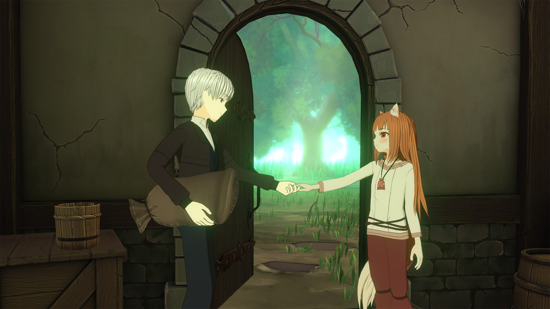 Spice and Wolf VR скриншот 10