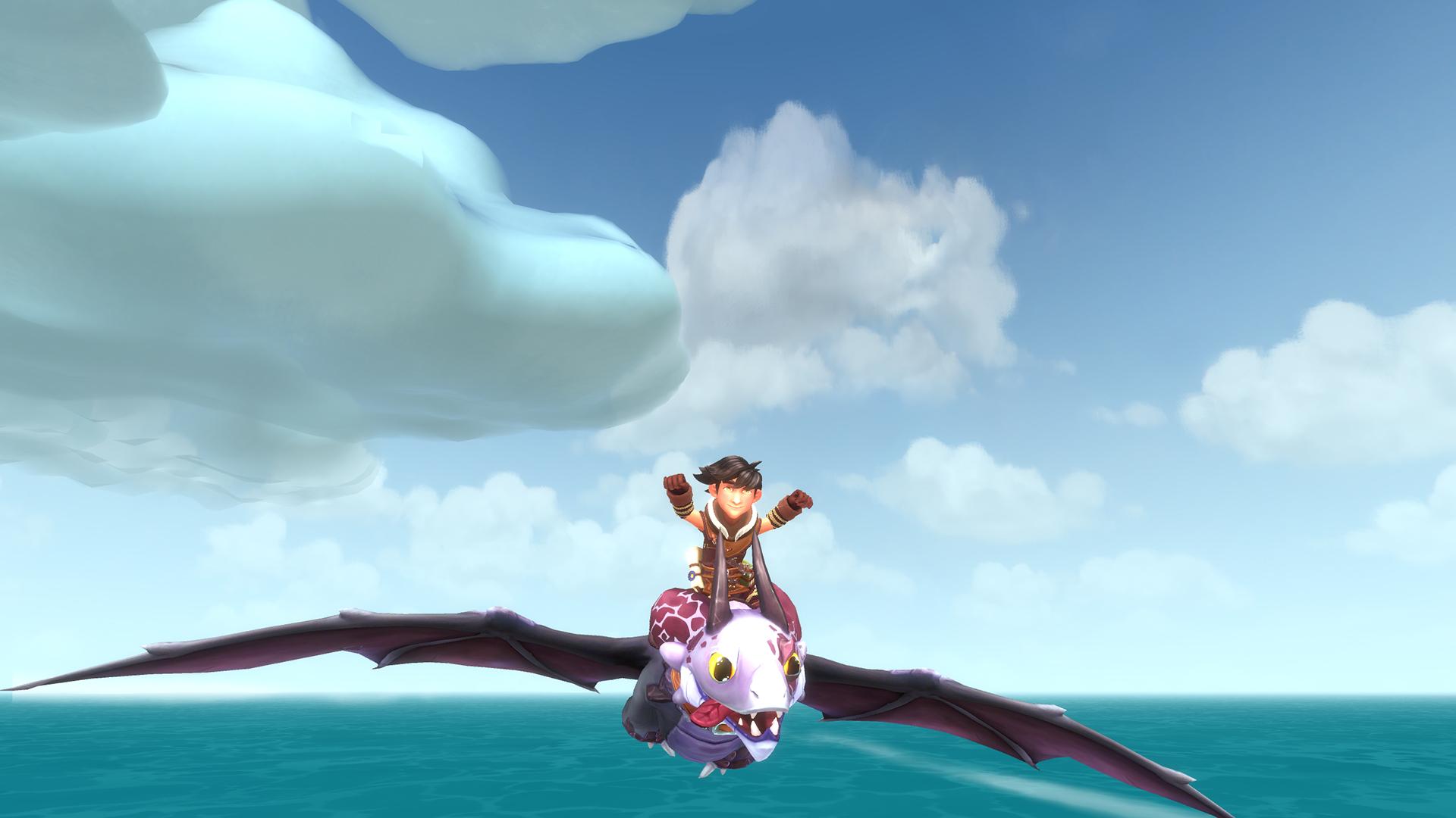 Скриншот №9 к Adventure Time and Dreamworks Dragons