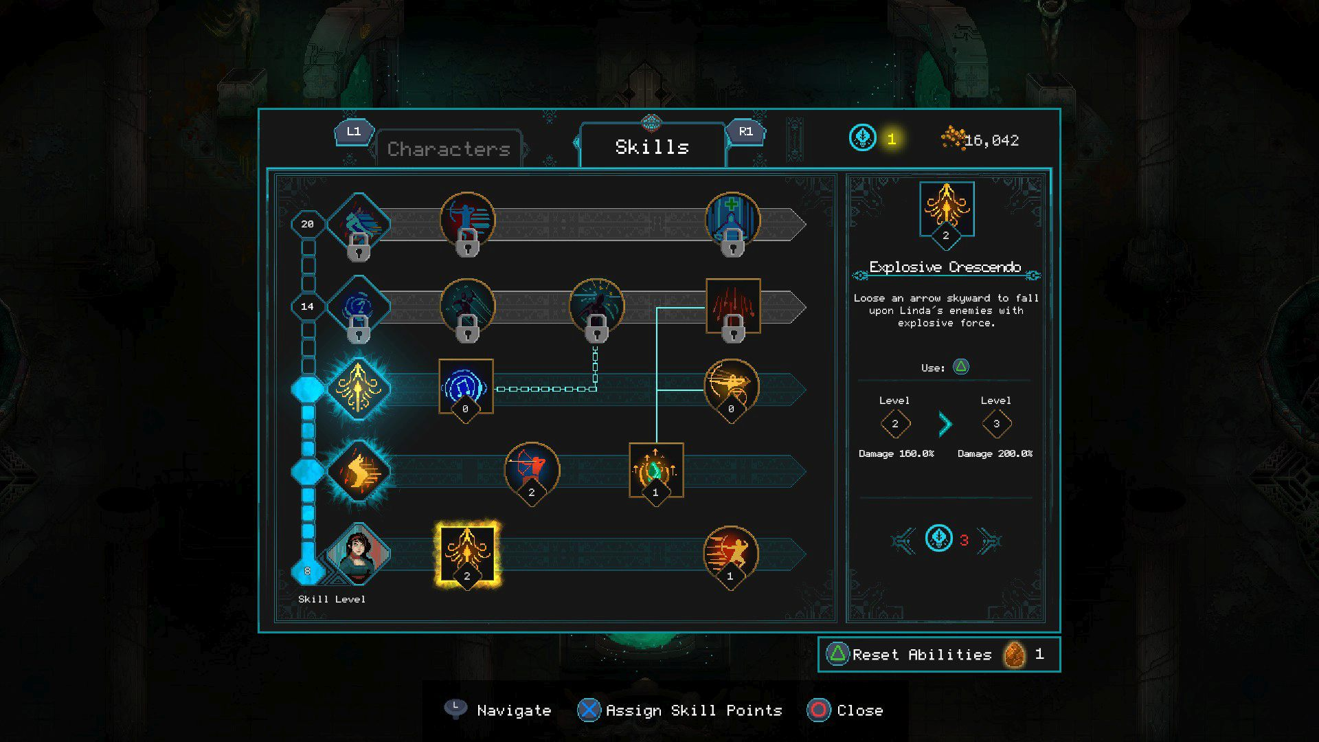 Скриншот №2 к Children of Morta Complete Edition