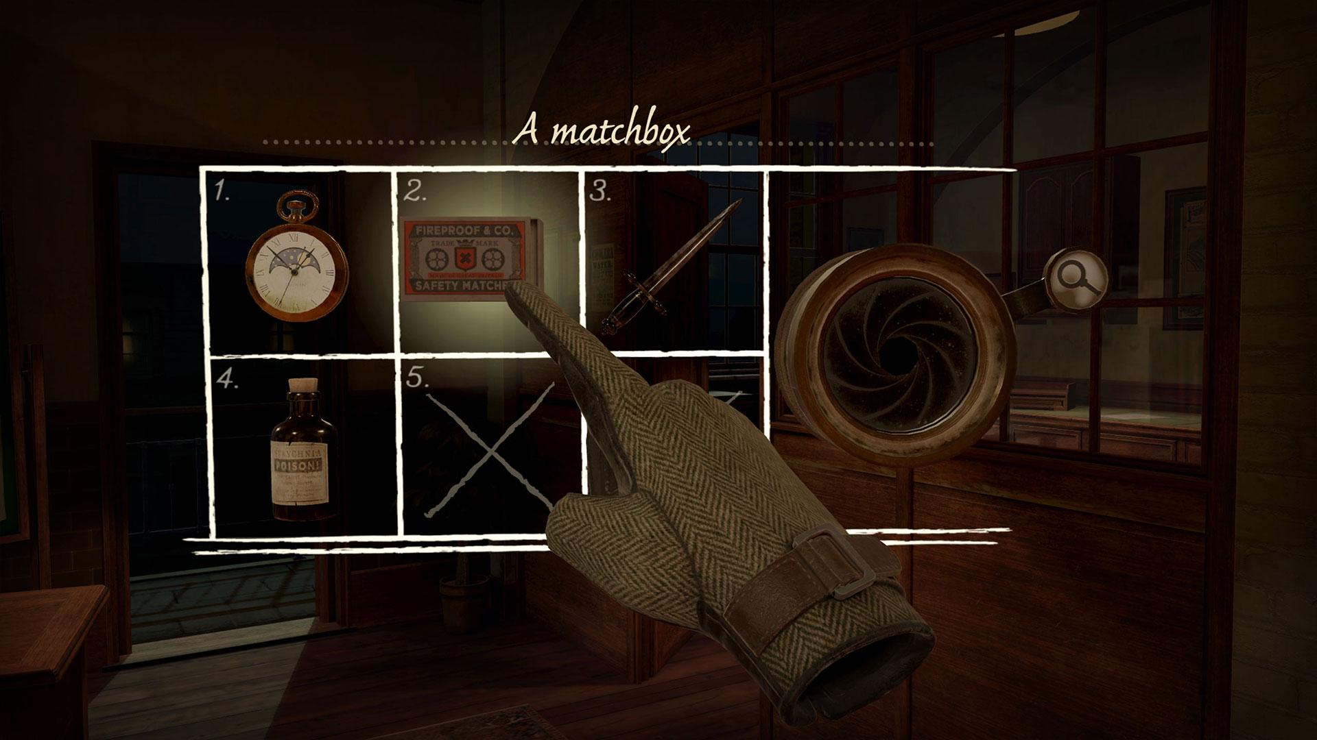 Скриншот №3 к The Room VR A Dark Matter