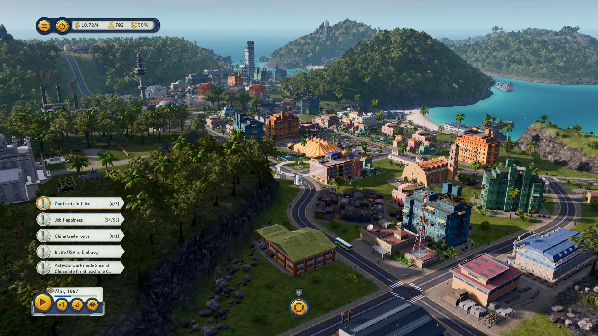 Скриншот №6 к Tropico 6 El Prez Edition