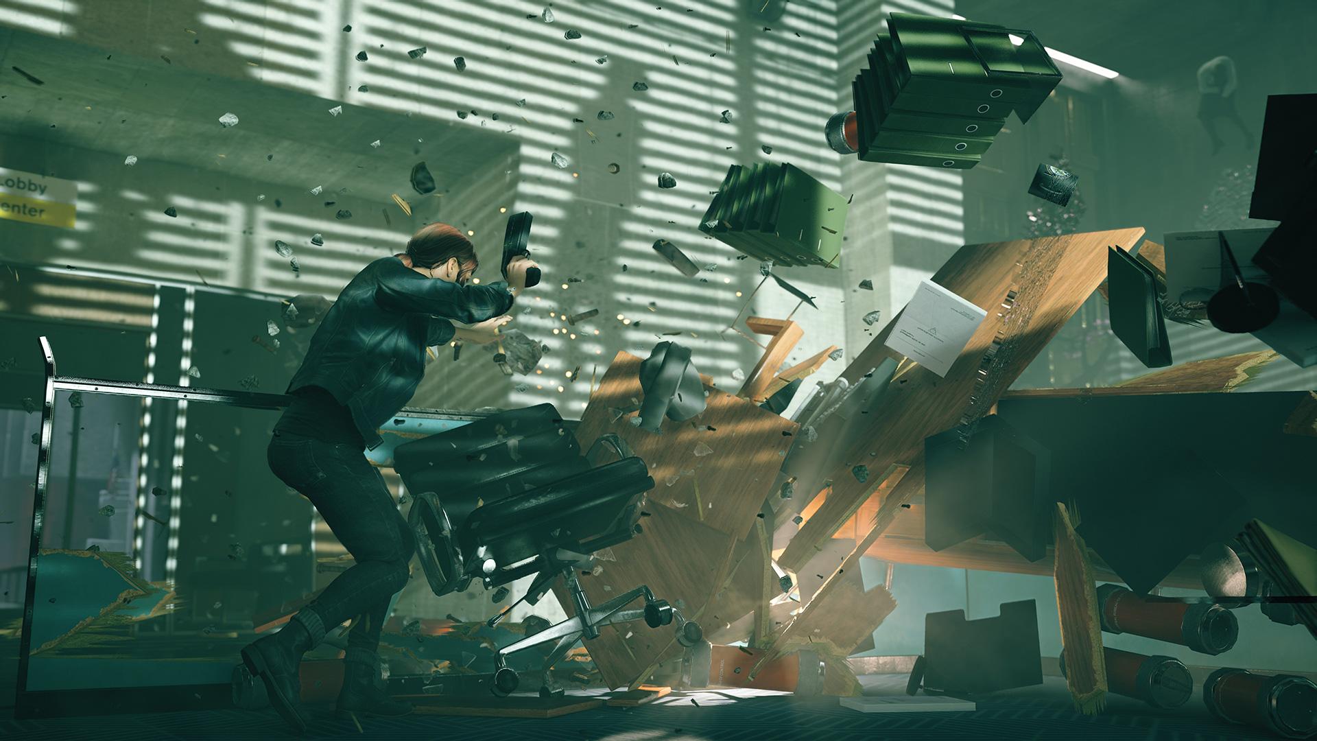 Прокат Control на PS4
