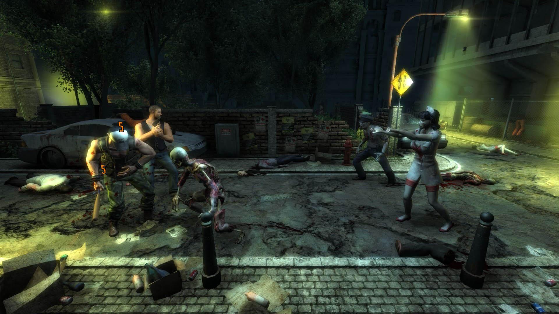 Скриншот №4 к Dead Age