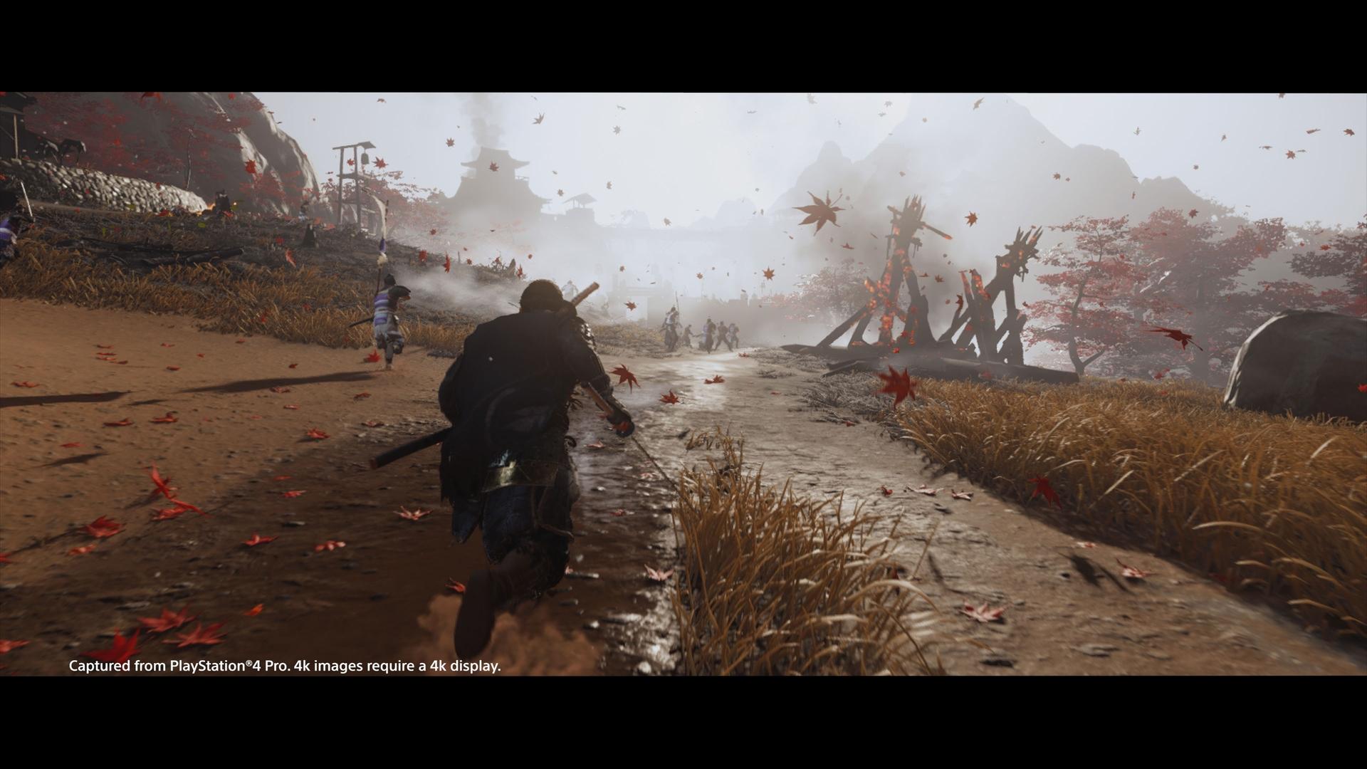 Скриншот №8 к Призрак Цусимы