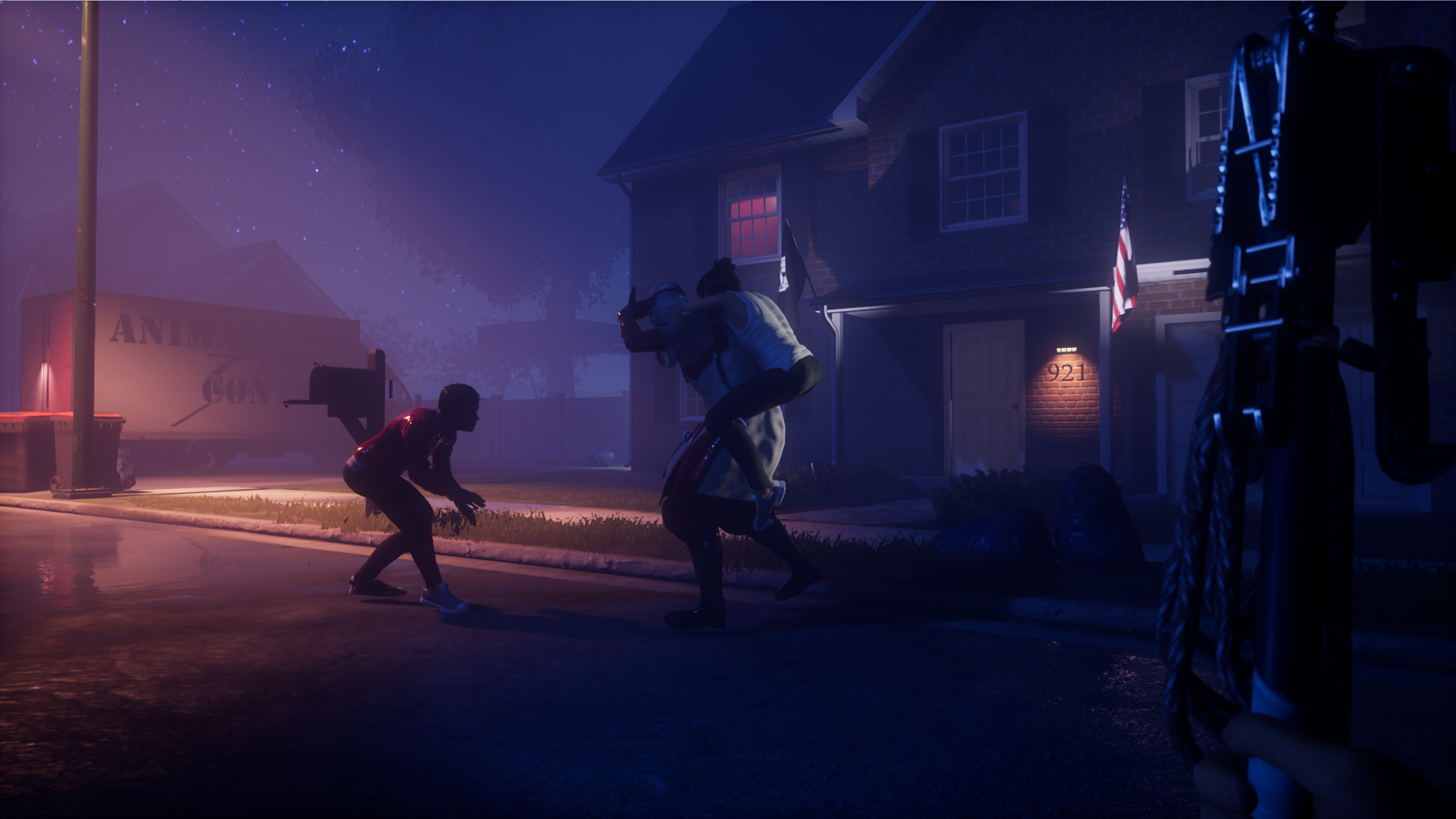 Скриншот №4 к The Blackout Club