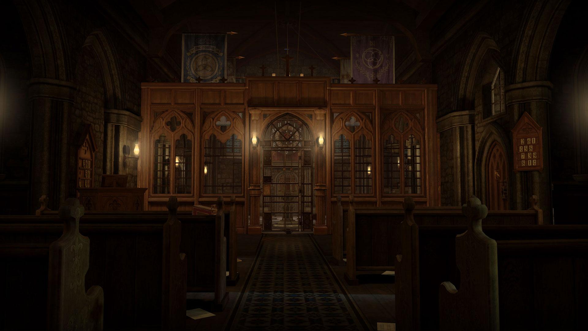 Скриншот №8 к The Room VR A Dark Matter