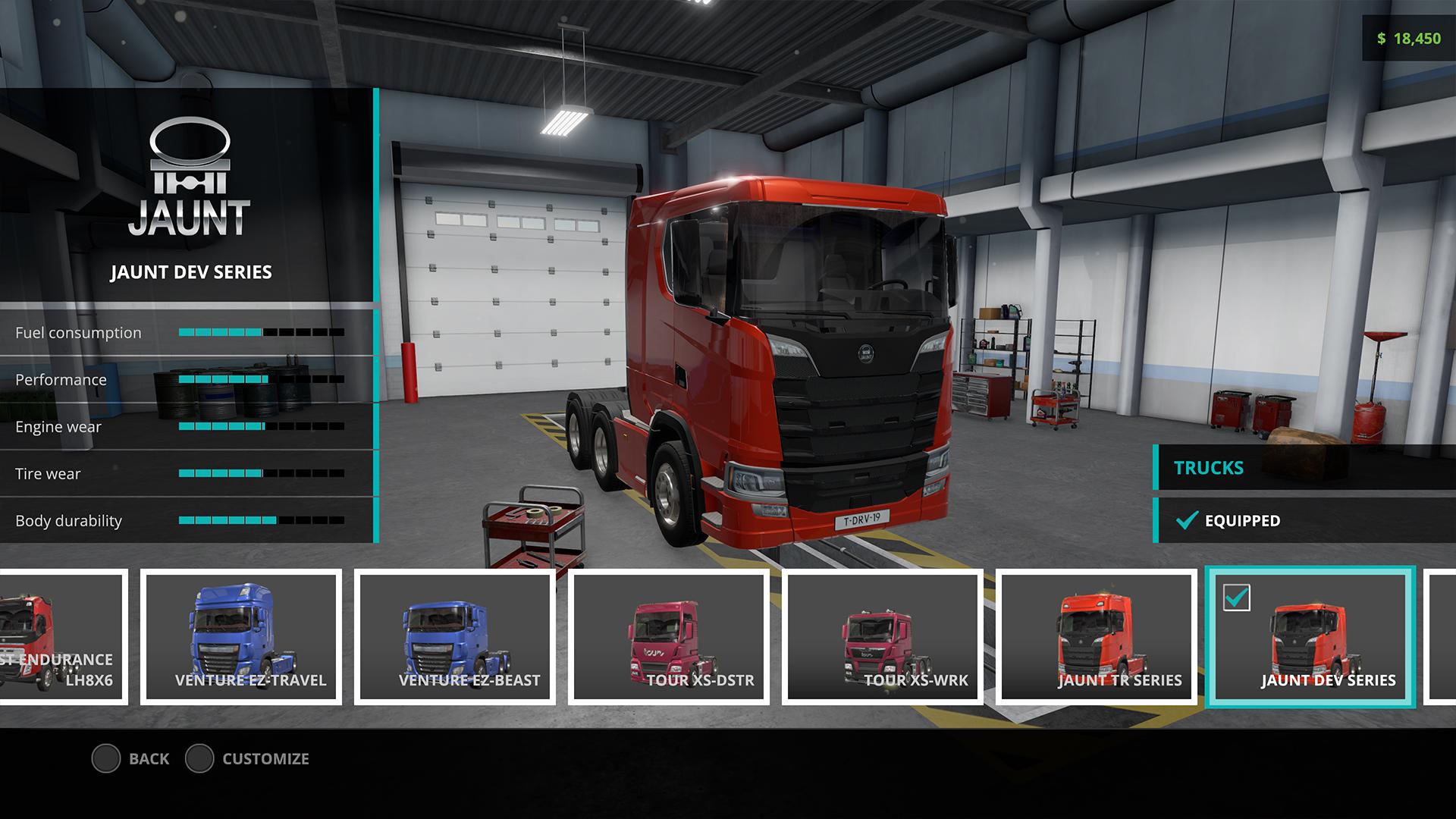 Скриншот №6 к Truck Driver