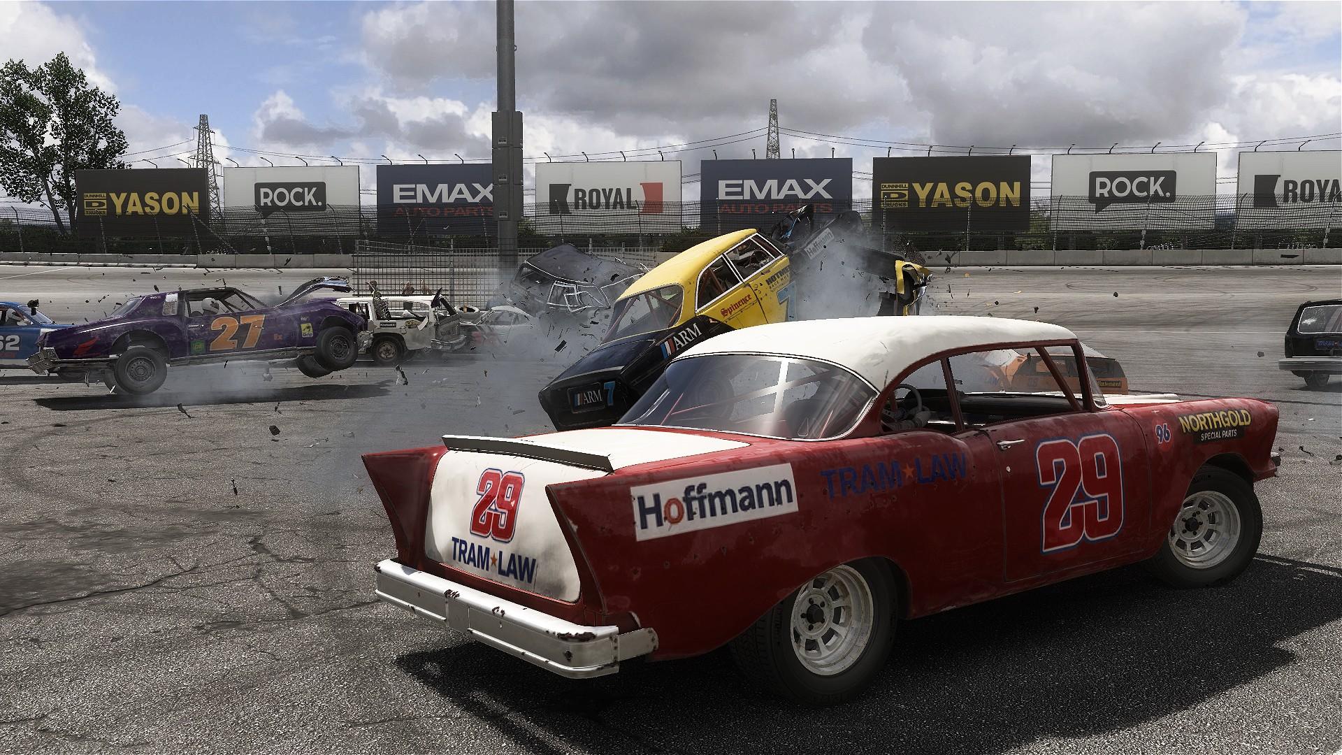 Скриншот №10 к Wreckfest Drive Hard. Die Last.