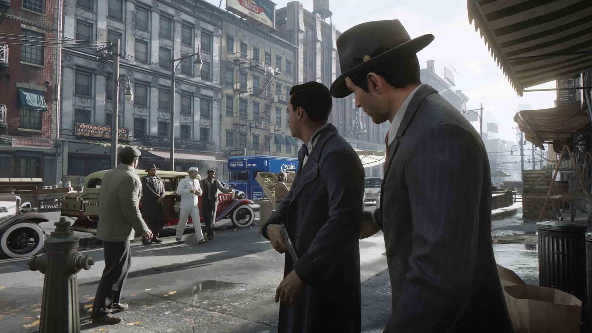 Скриншот №5 к Трилогия Mafia