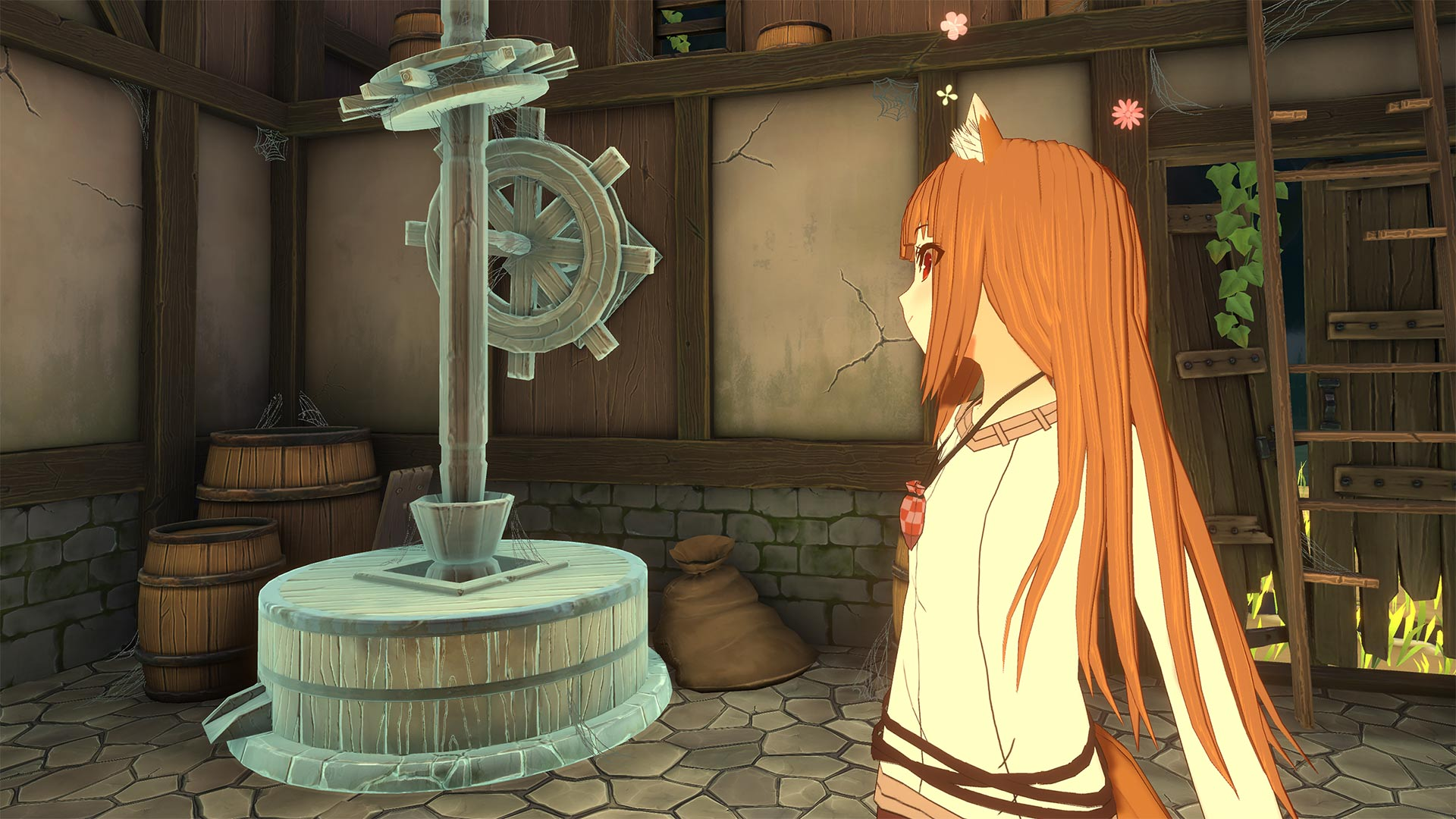 Spice and Wolf VR скриншот 8