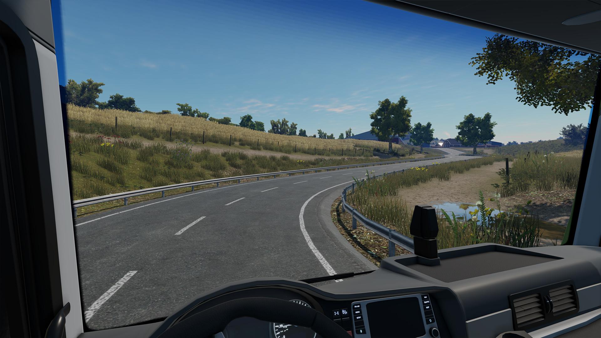 Скриншот №2 к Truck Driver