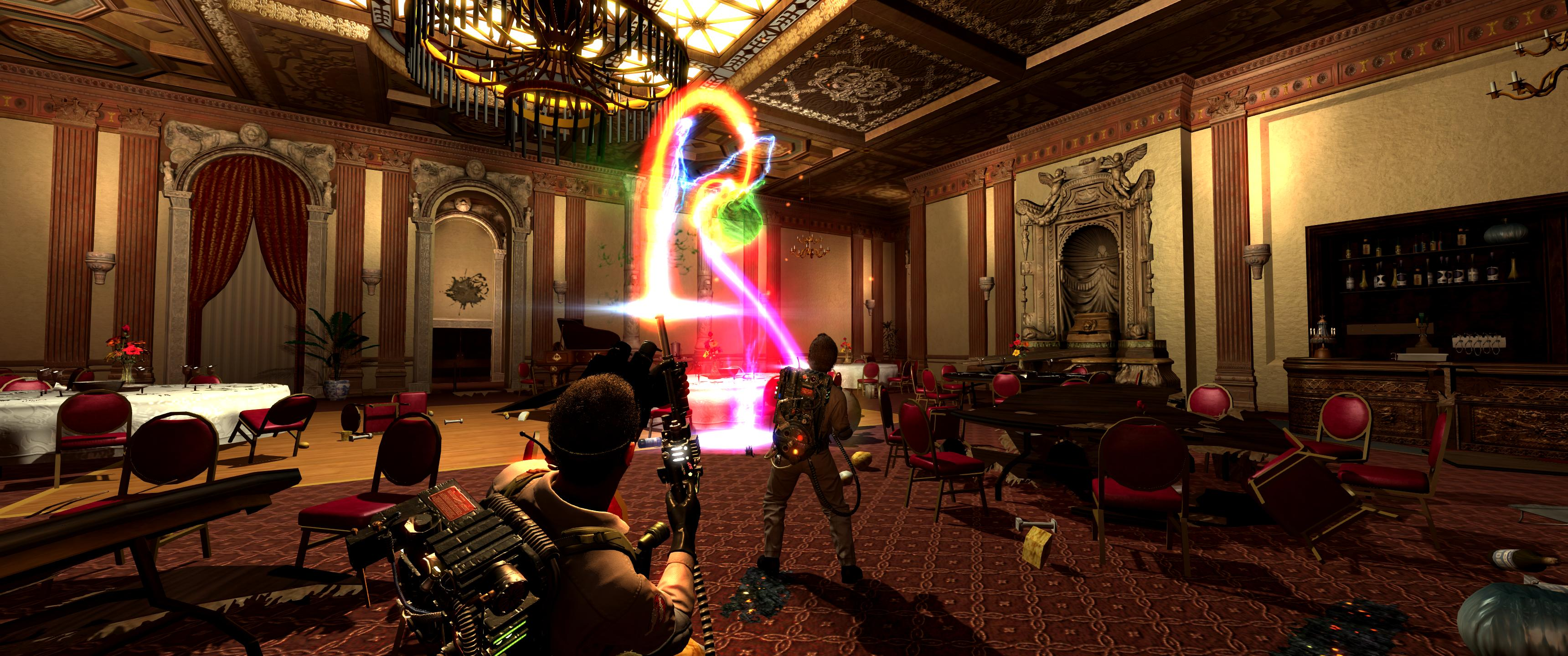 Скриншот №5 к Ghostbusters The Video Game Remastered