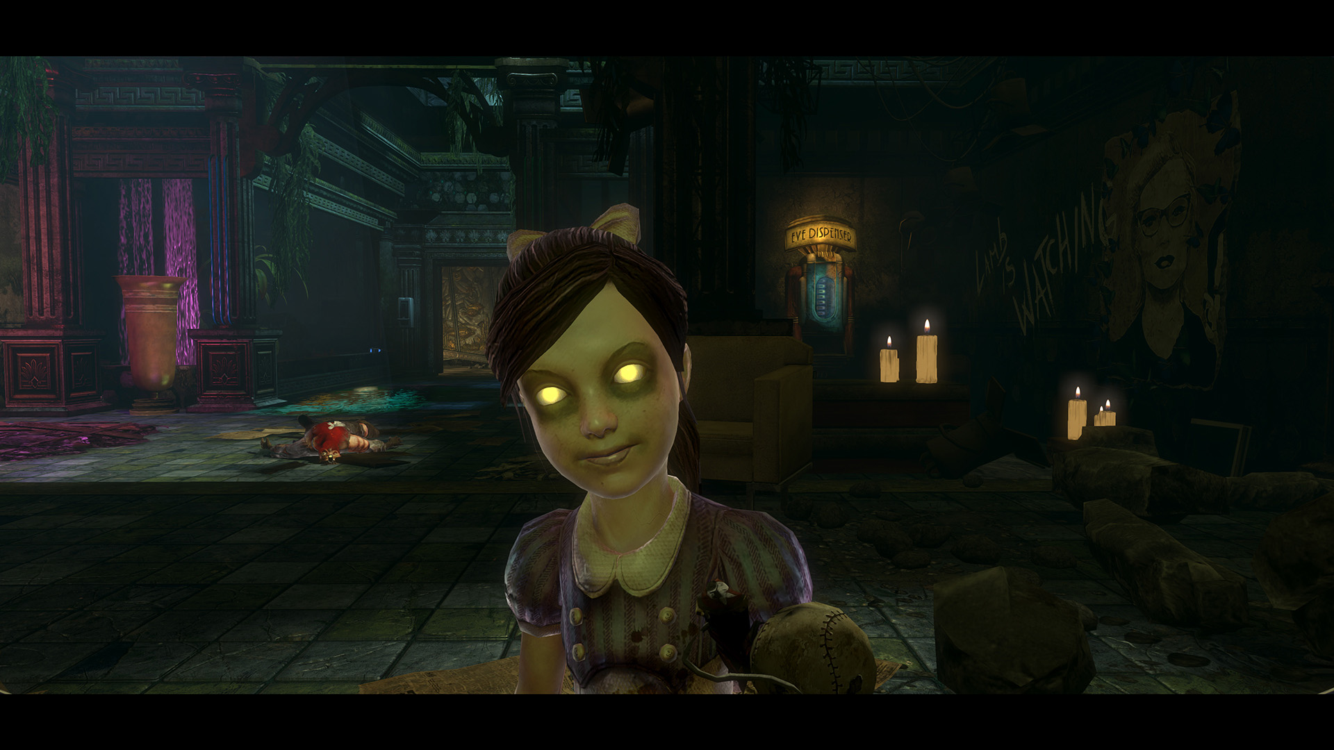 Скриншот №3 к BioShock 2 Remastered