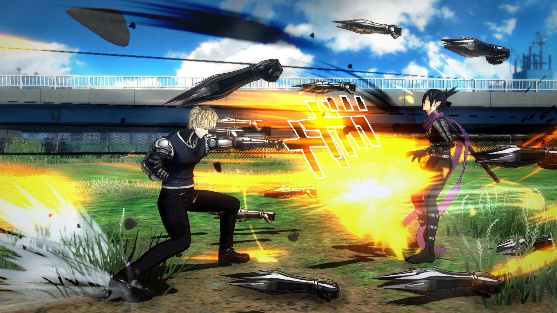Banner do game ONE PUNCH MAN: A HERO NOBODY KNOWS para PS4