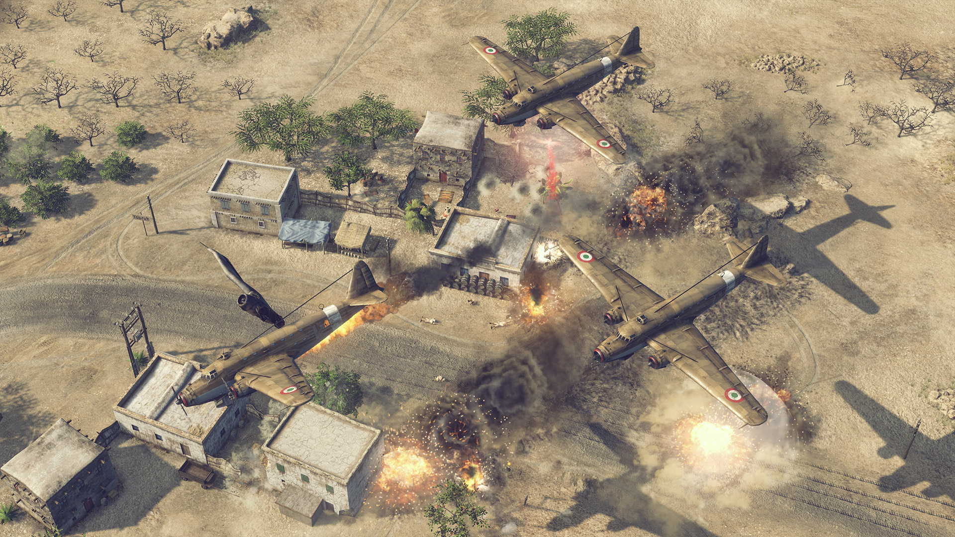 Скриншот №5 к Sudden Strike 4 Complete Collection