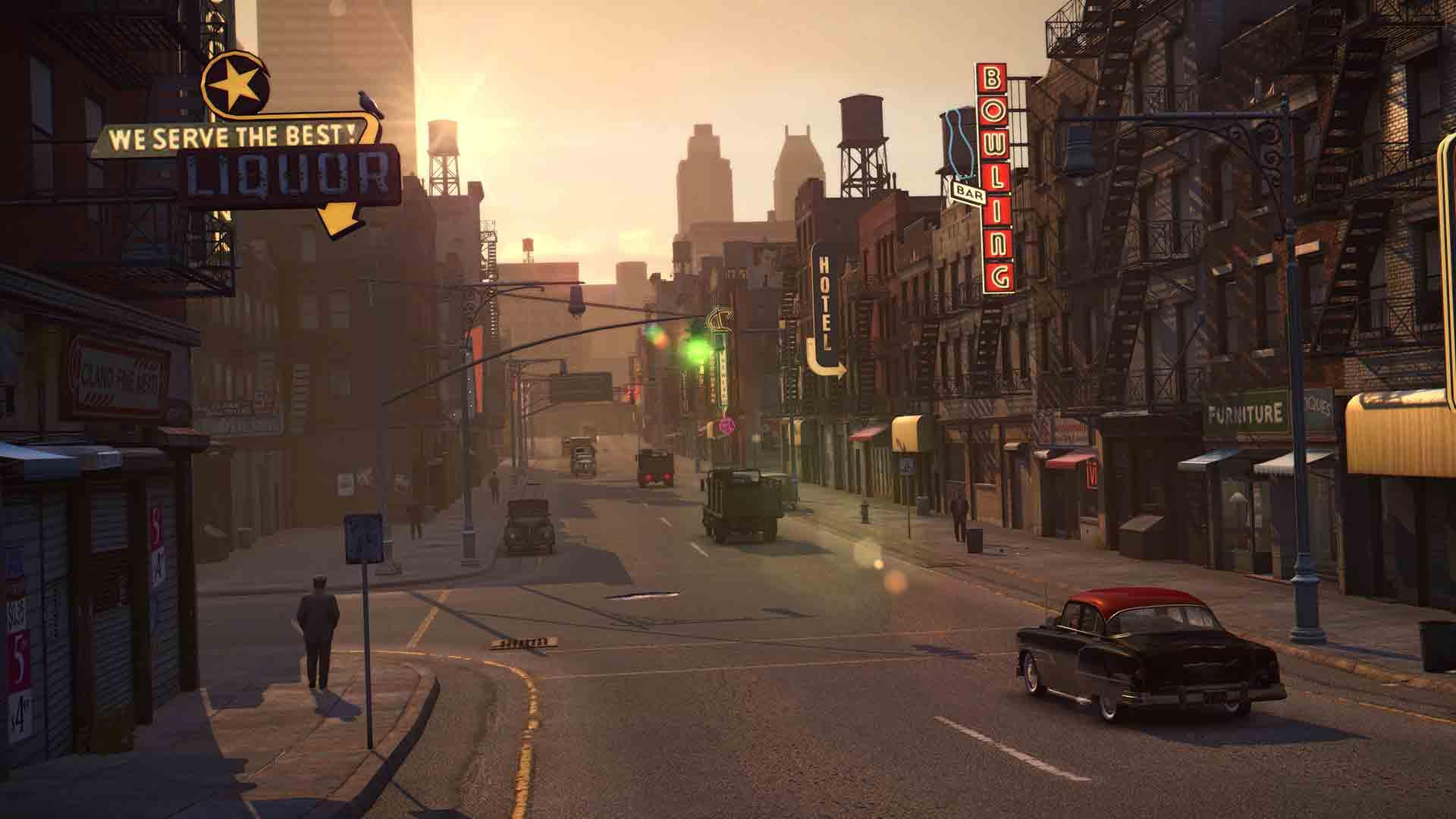 Скриншот №7 к Mafia II Definitive Edition