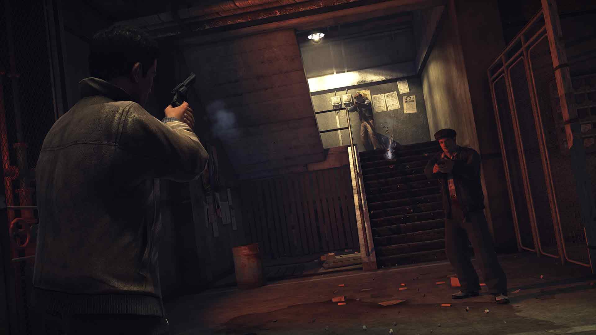 Скриншот №3 к Mafia II Definitive Edition