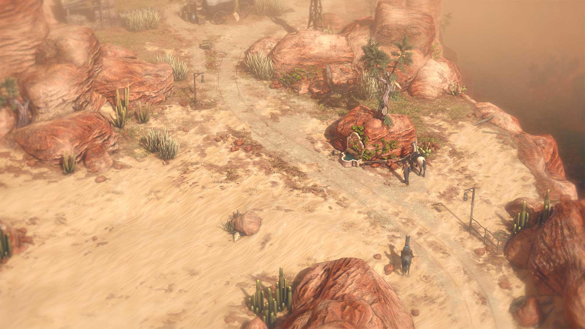 Скриншот №9 к Desperados III - Digital Deluxe