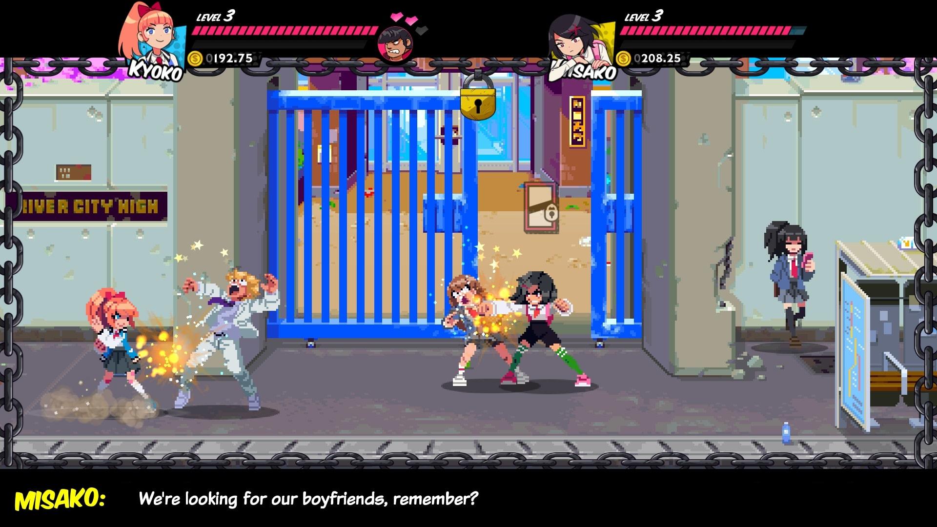 Скриншот №3 к River City Girls