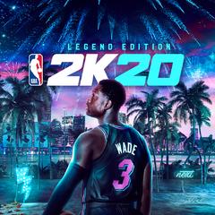 NBA 2K20 レジェンド エディション
