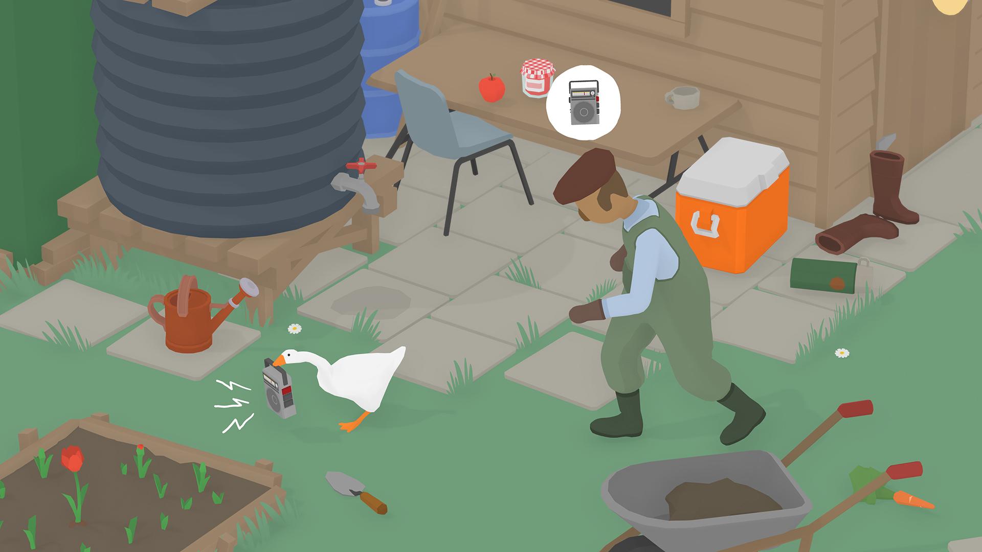 Скриншот №5 к Untitled Goose Game